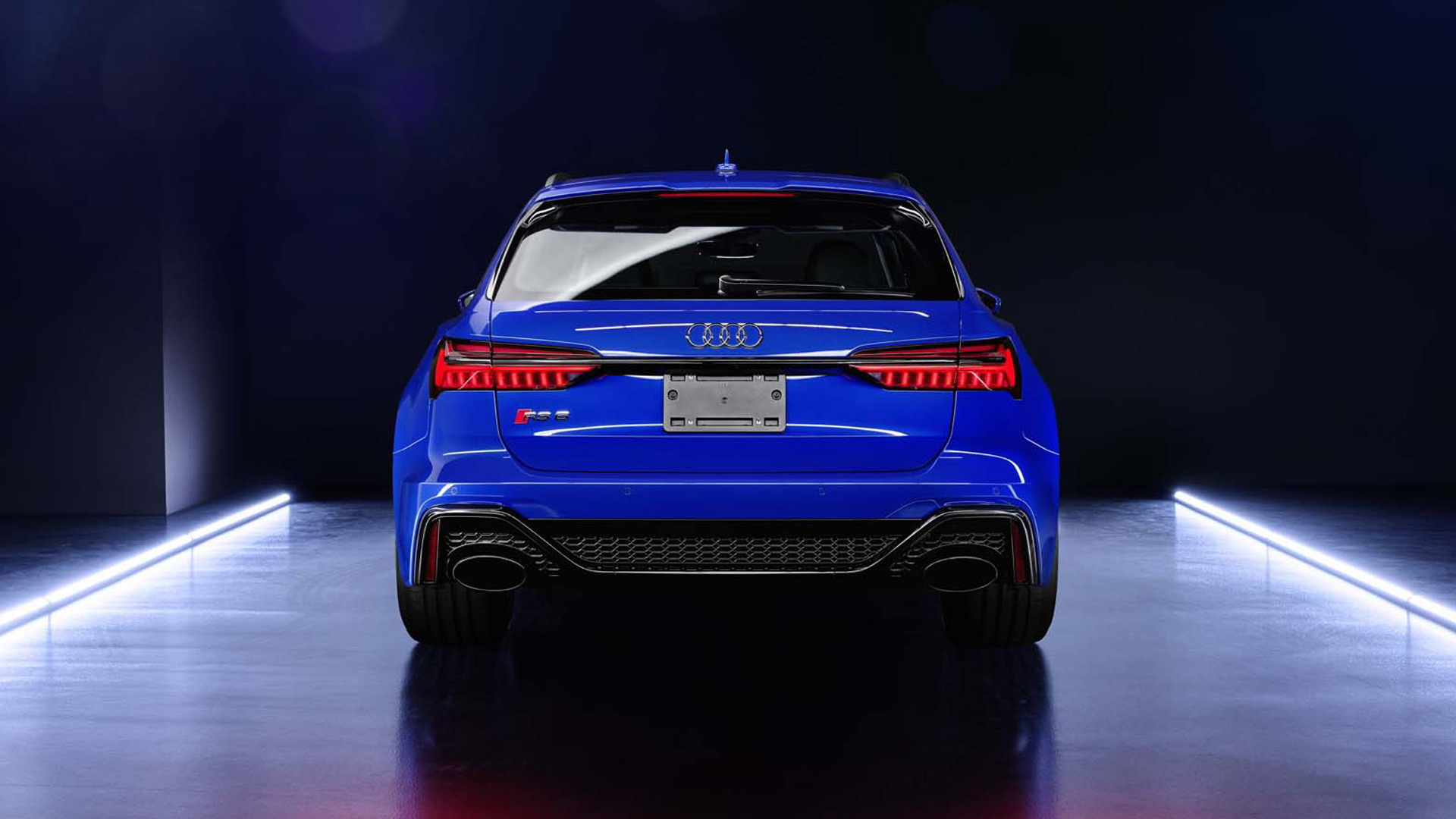 2021 Audi RS 6 Avant RS Tribute Edition