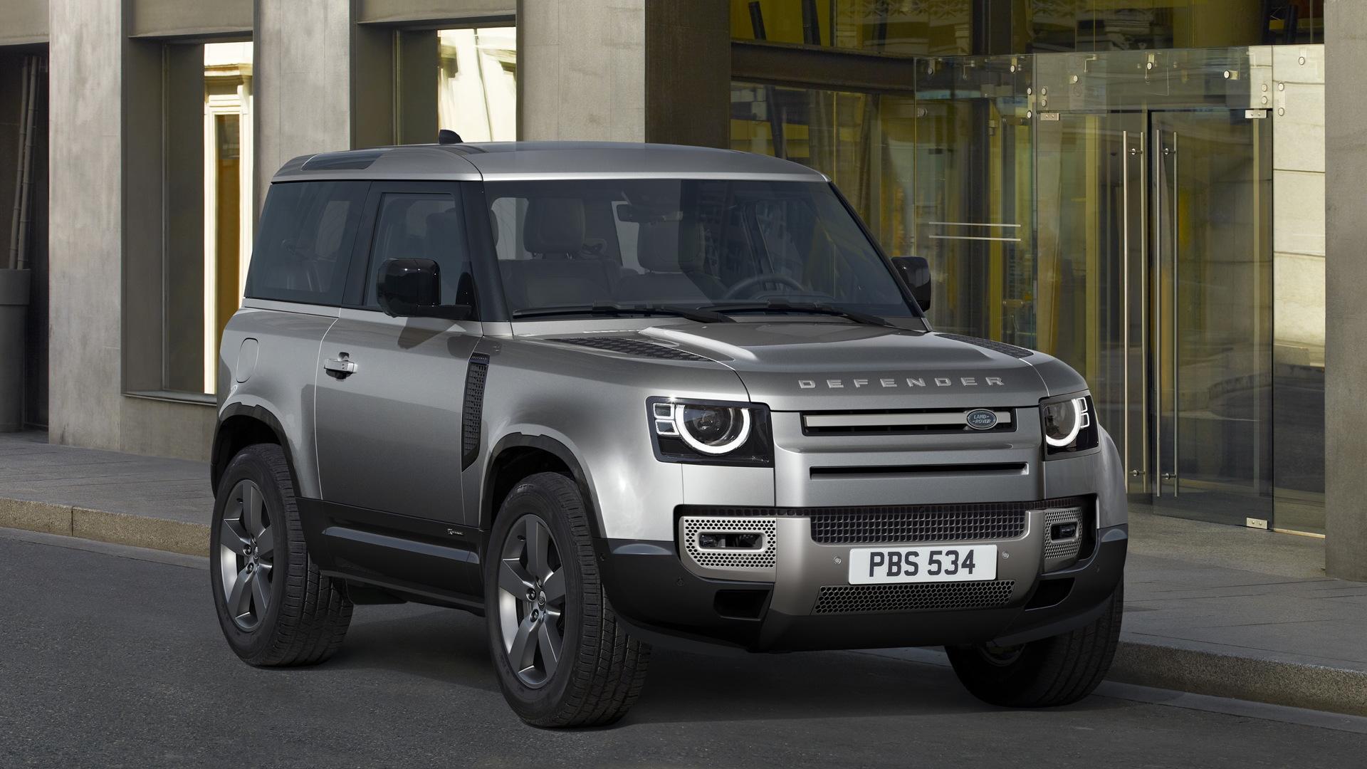 2021 Land Rover Defender Spesification