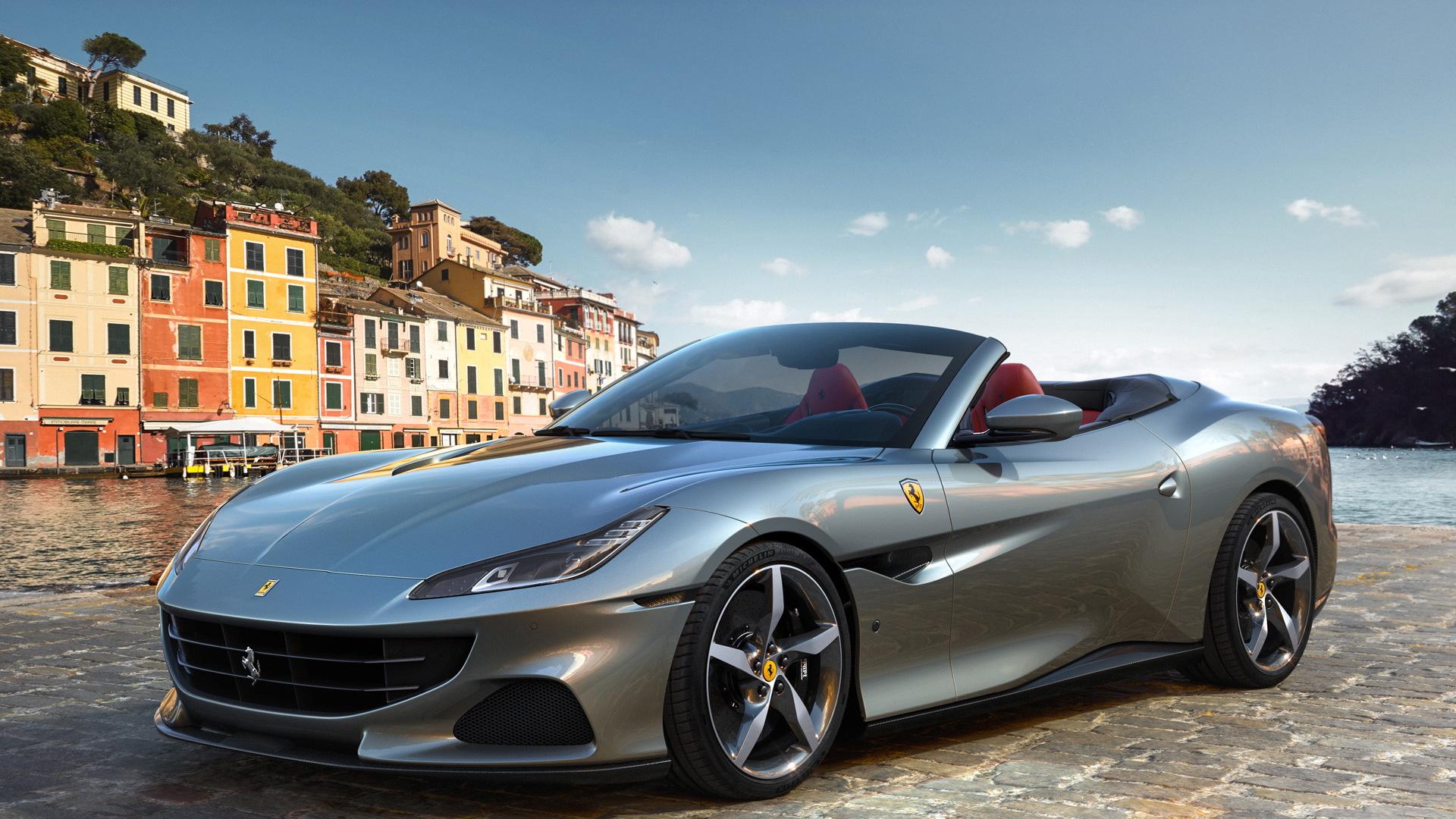 Ferrari Portofino M brings 'Modificata' to the brand's GT convertible