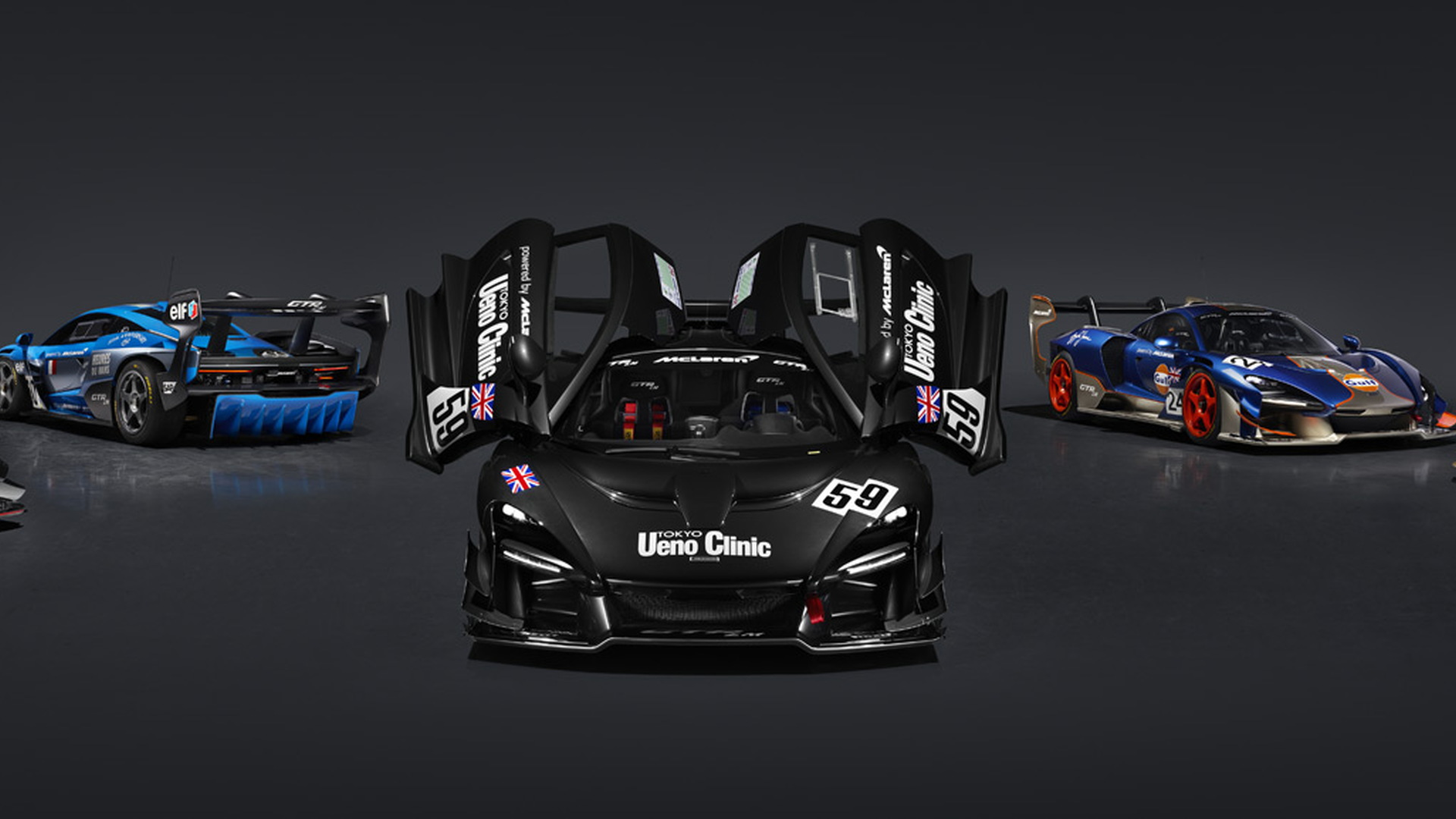 McLaren Senna GTR LM celebrates firm's historic Le Mans win