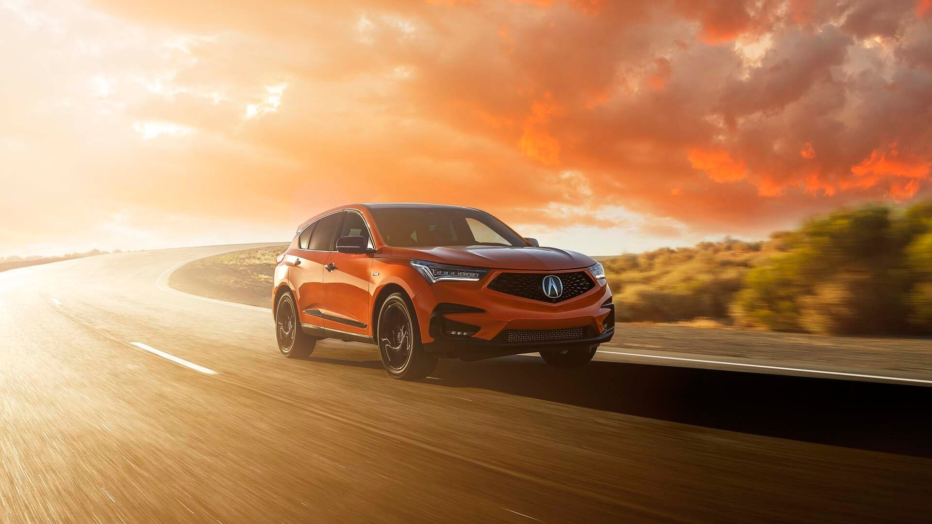 2021 acura rdx pmc edition arrives with nsx's thermal