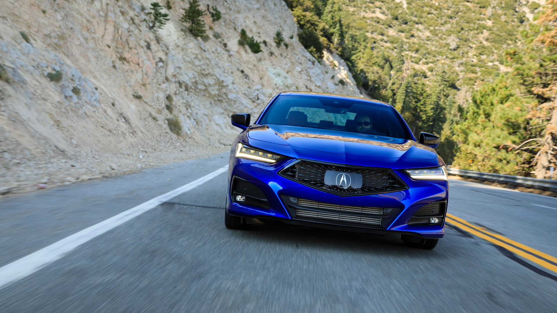 2021 Acura TLX A-Spec SH-AWD