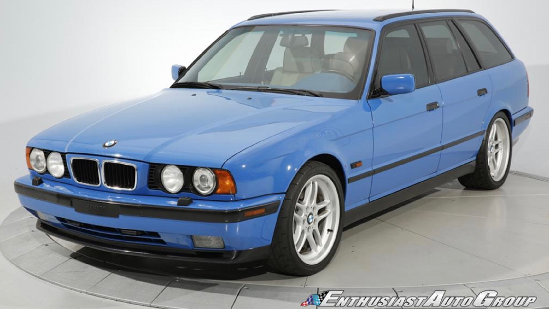 1995 BMW M5 Touring (Photo by Enthusiast Auto Group)