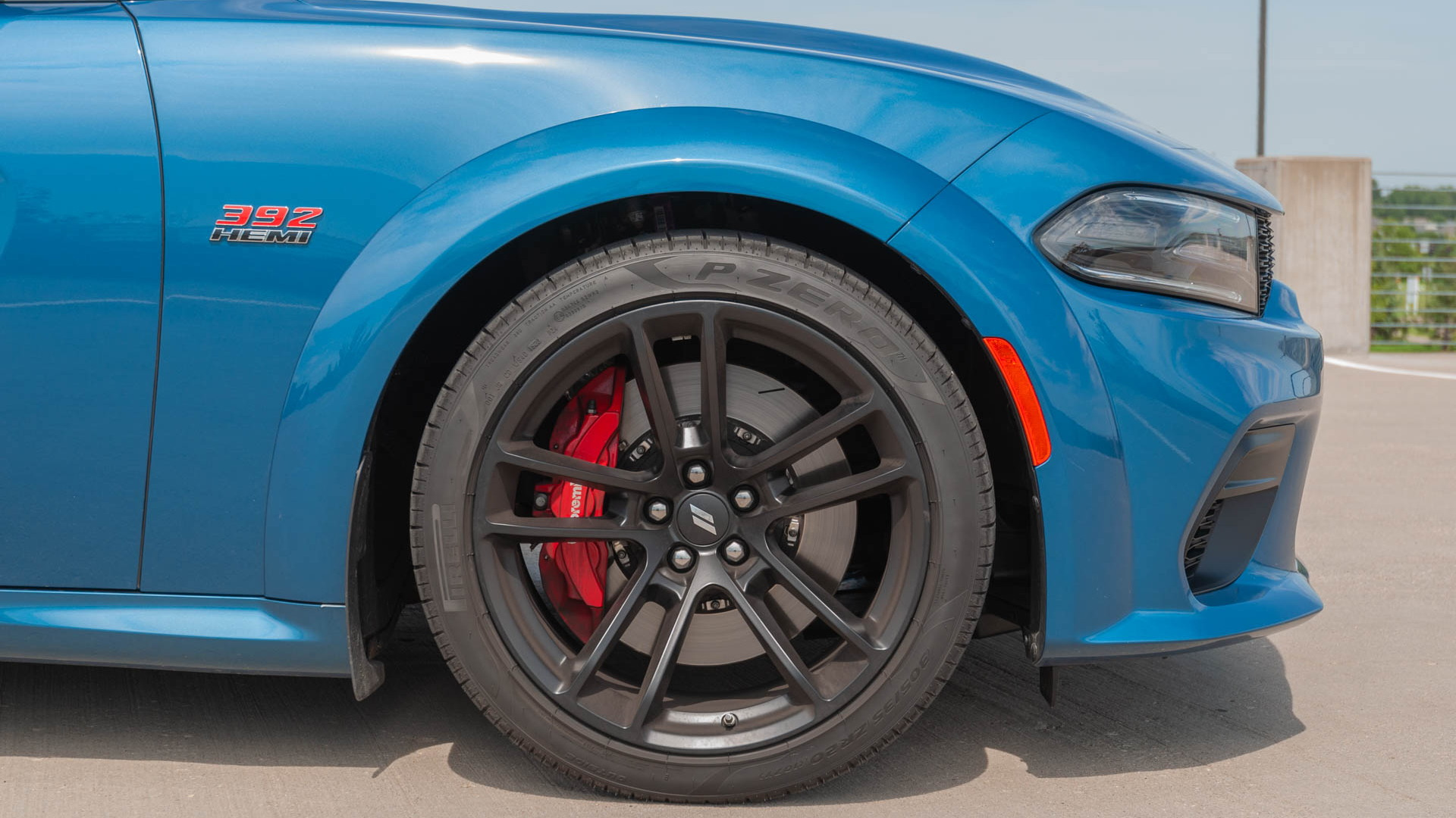 dodge charger scat pack tire size The 2 Dodge Charger R/T Scat Pack Widebody says to hell with