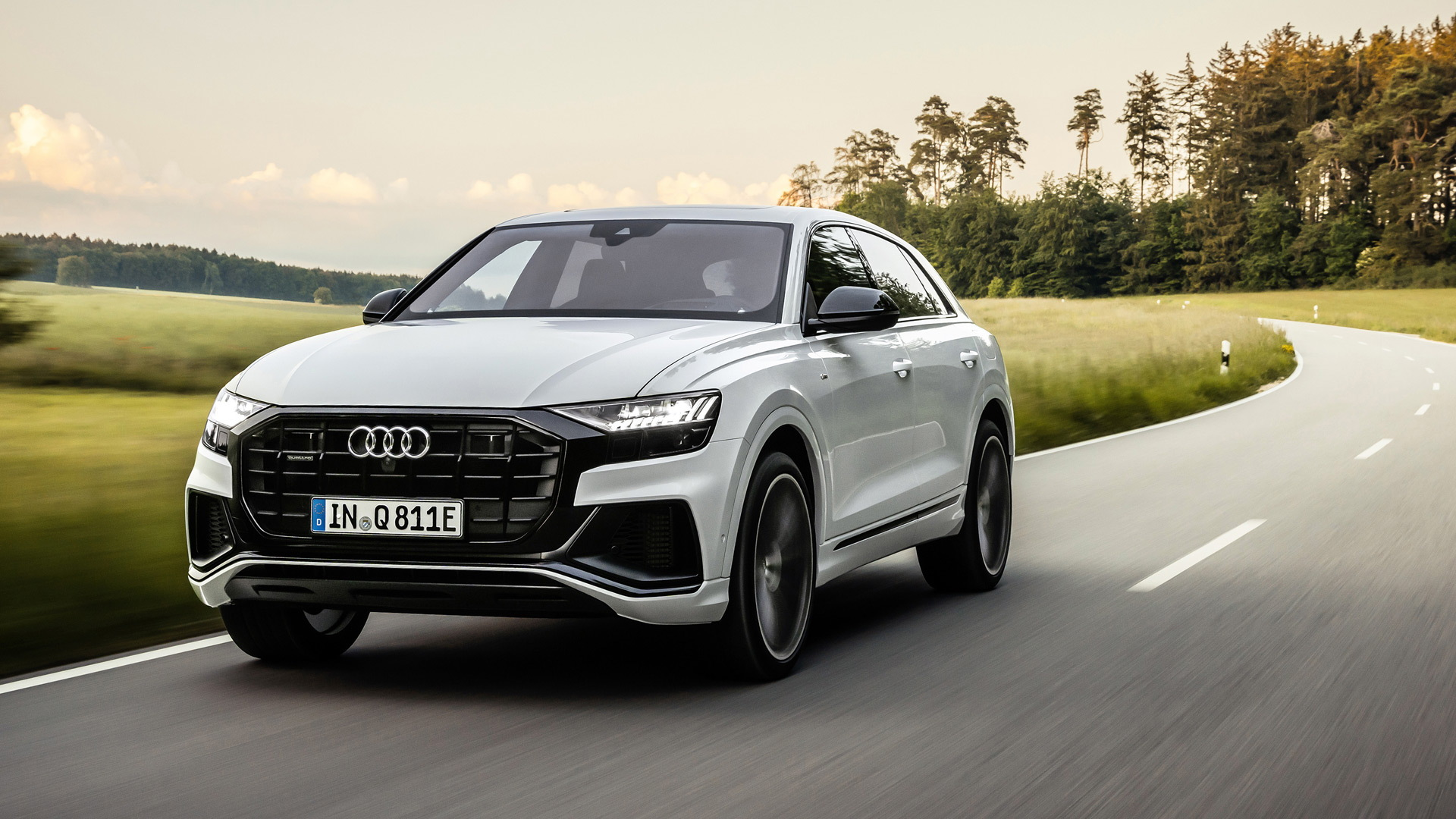 2021 Audi Q8 60 TFSI e