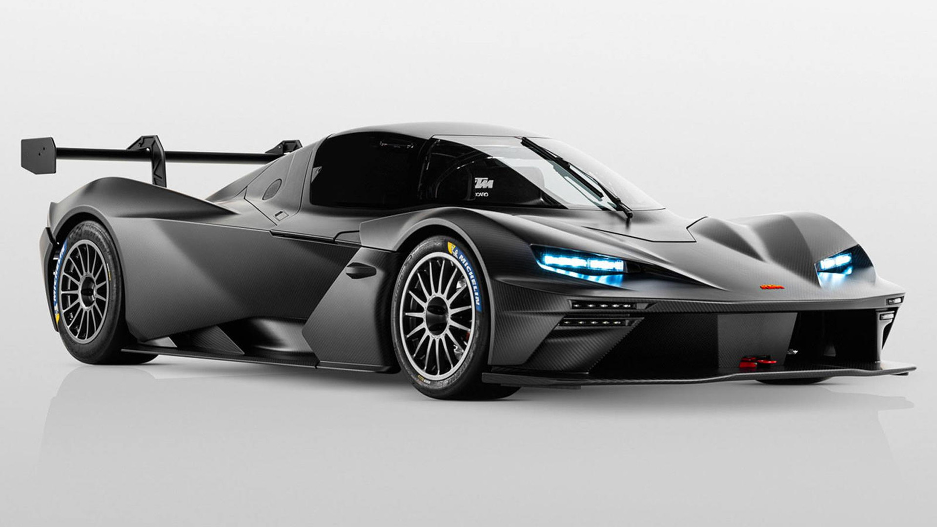 2021 KTM X-Bow GTX race car