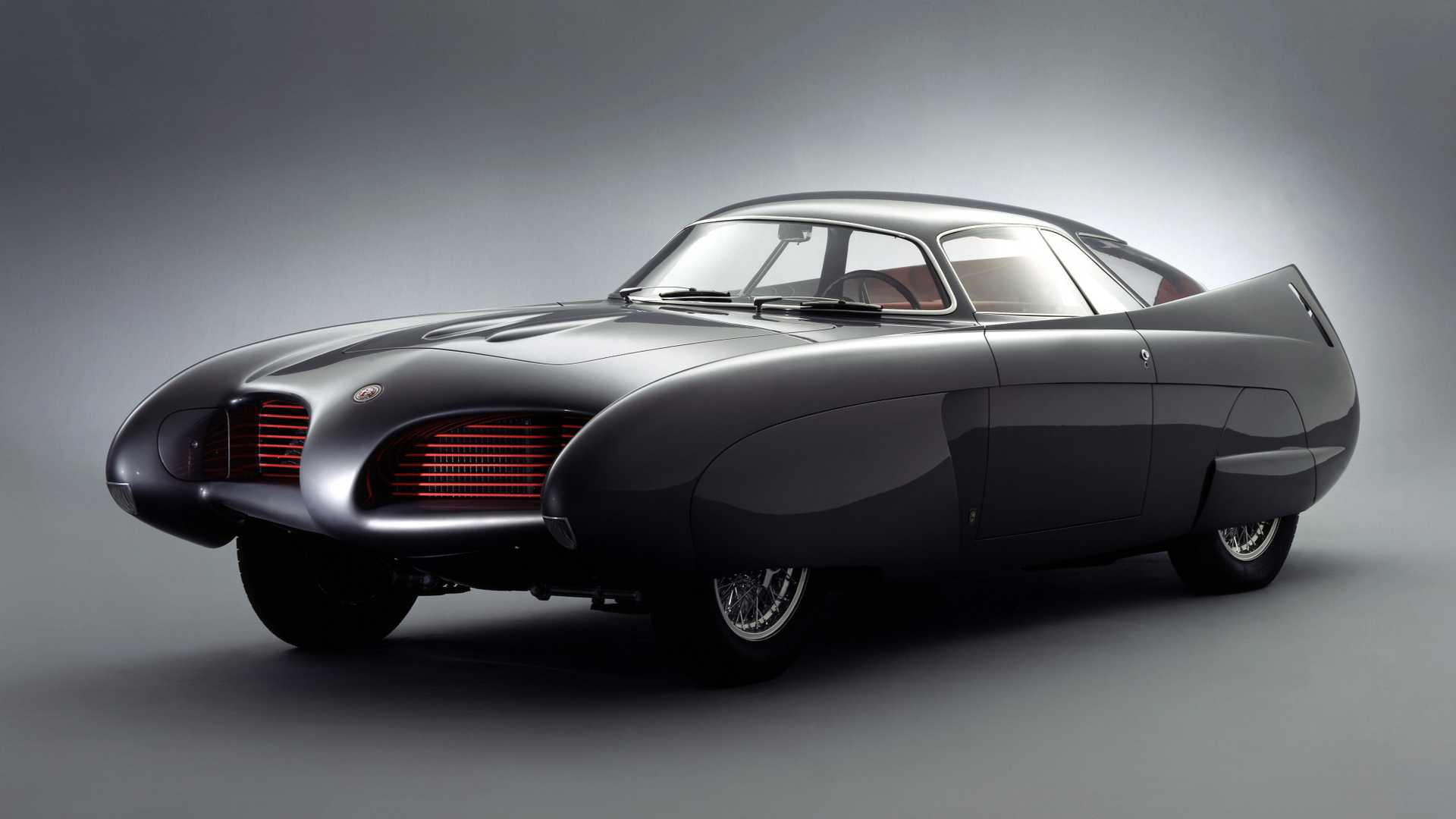 Alfa Romeo B.A.T. 5 concept by Franco Scaglione/Bertone