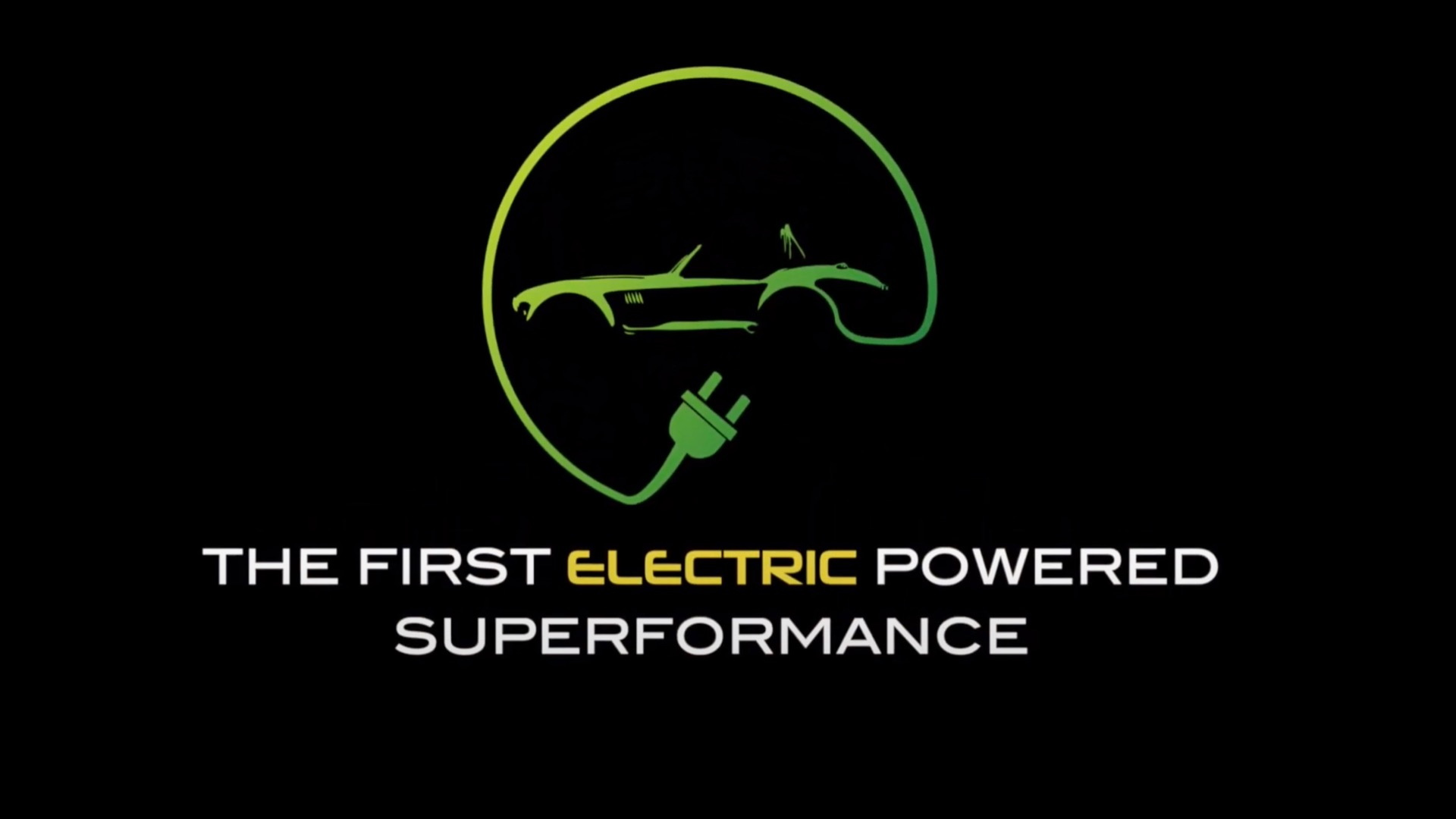Superformance electric Cobra teaser