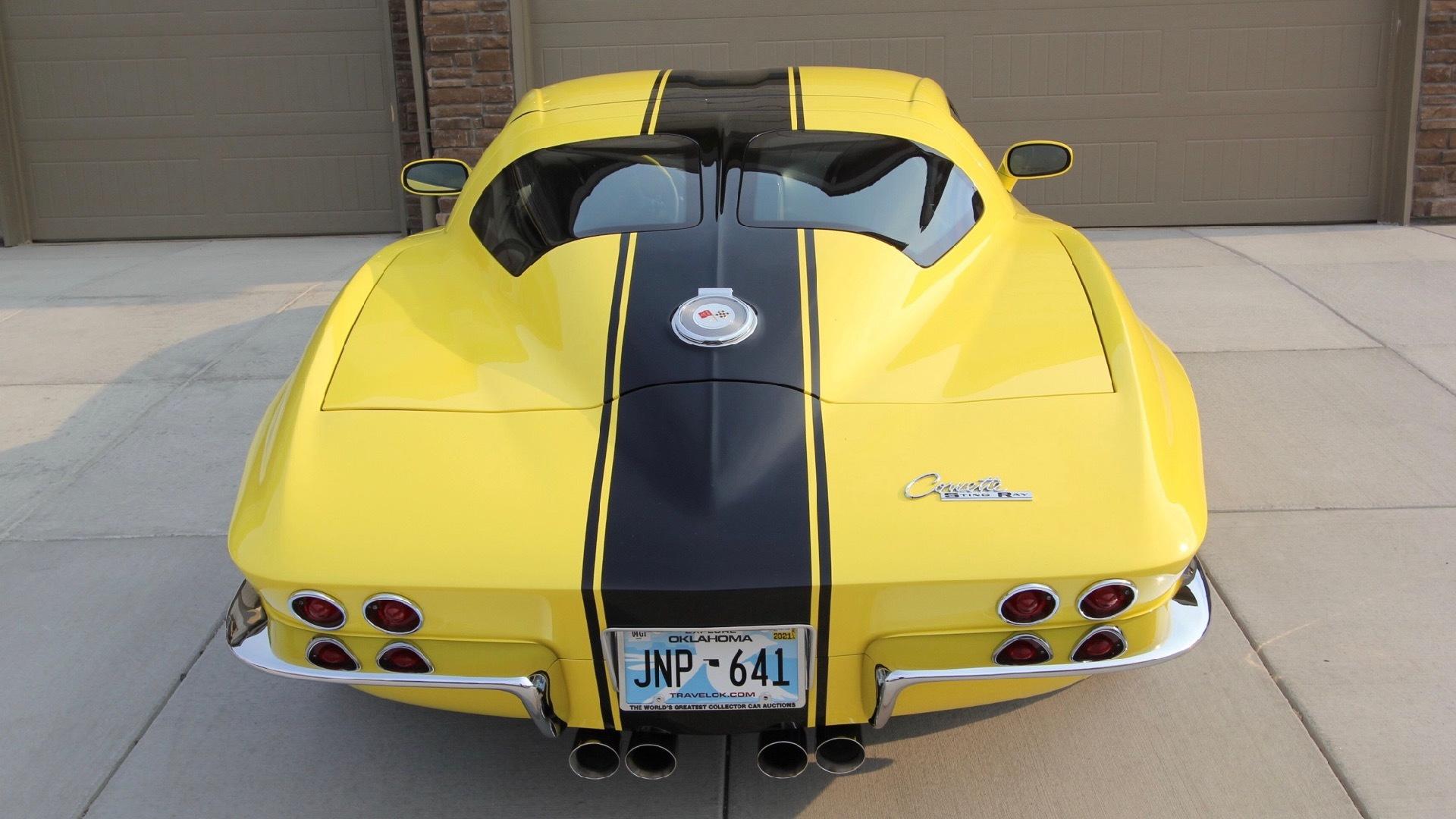 2010 Chevrolet Corvette Grand Sport modified by Karl Kustoms
