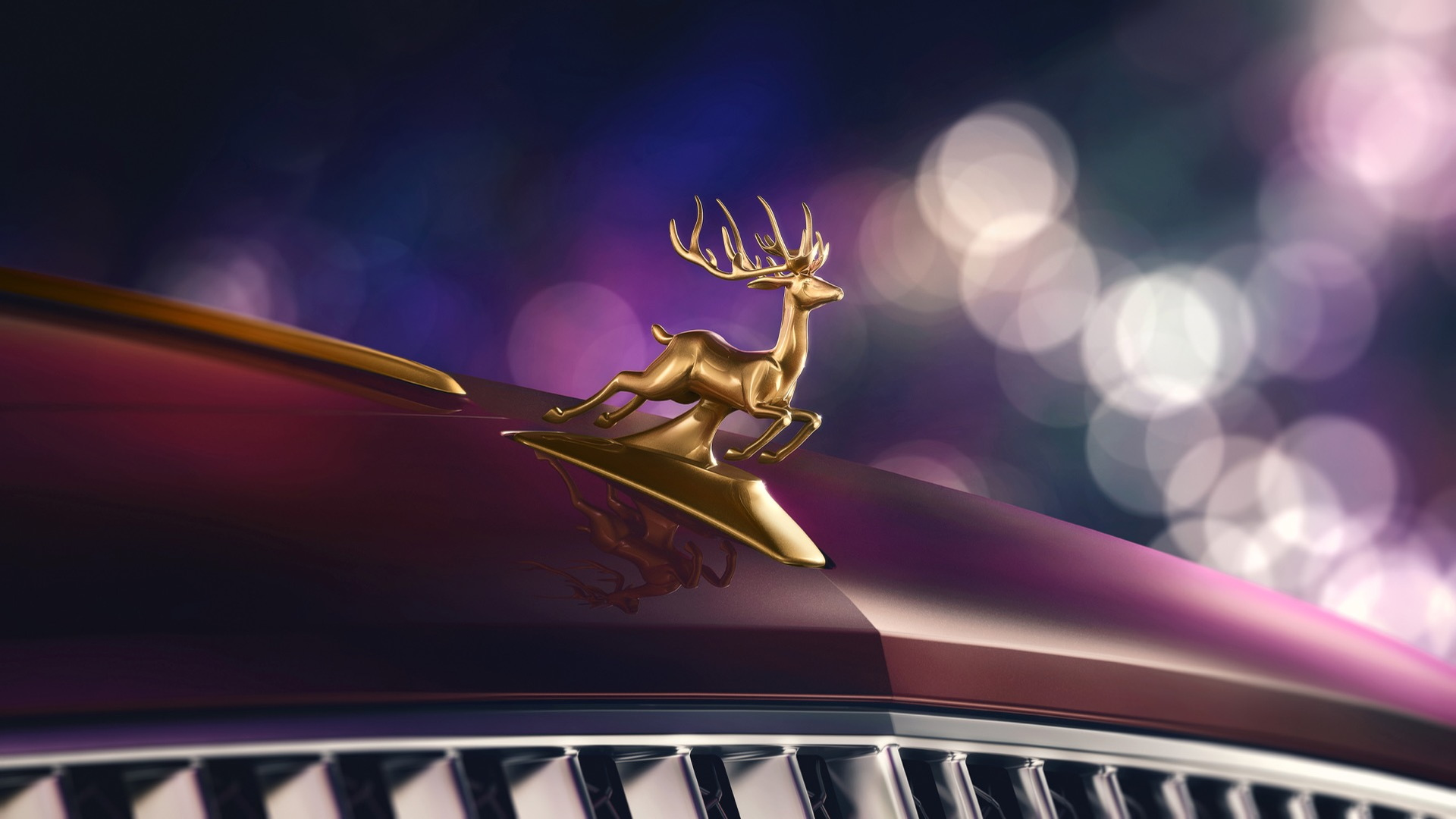 Bentley Flying Spur Reindeer Eight