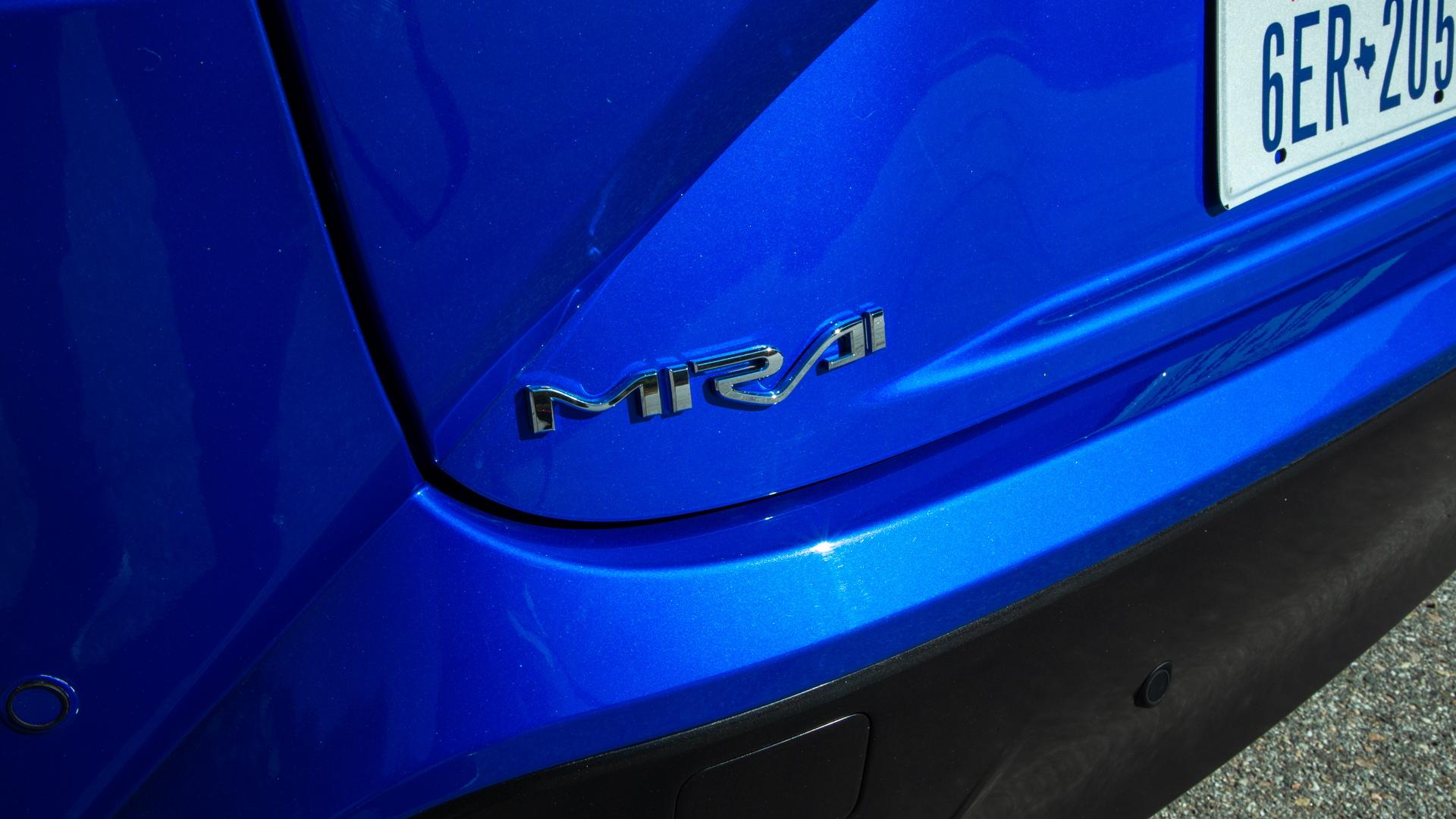 2021 Toyota Mirai  -  Los Angeles, CA