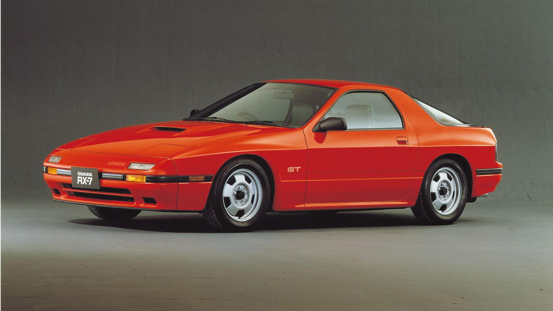 FC Mazda RX-7