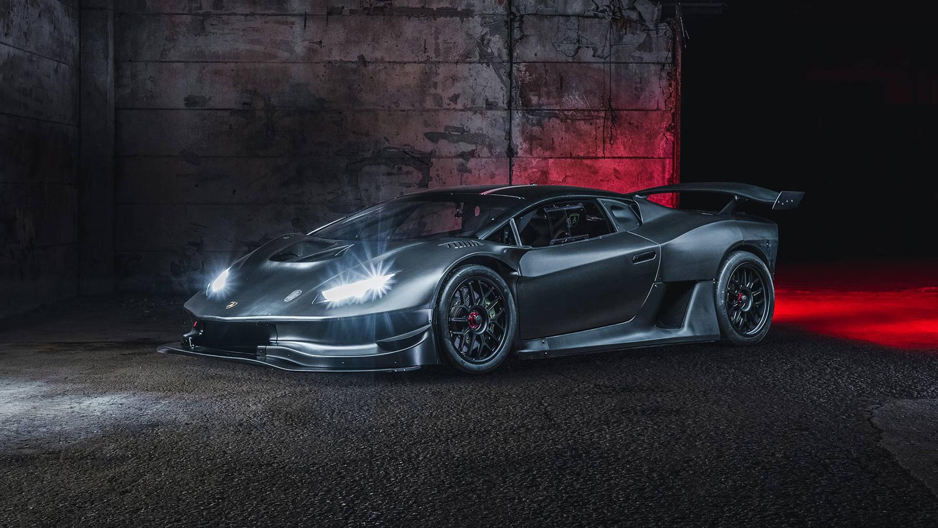 Zyrus LP1200 R race car