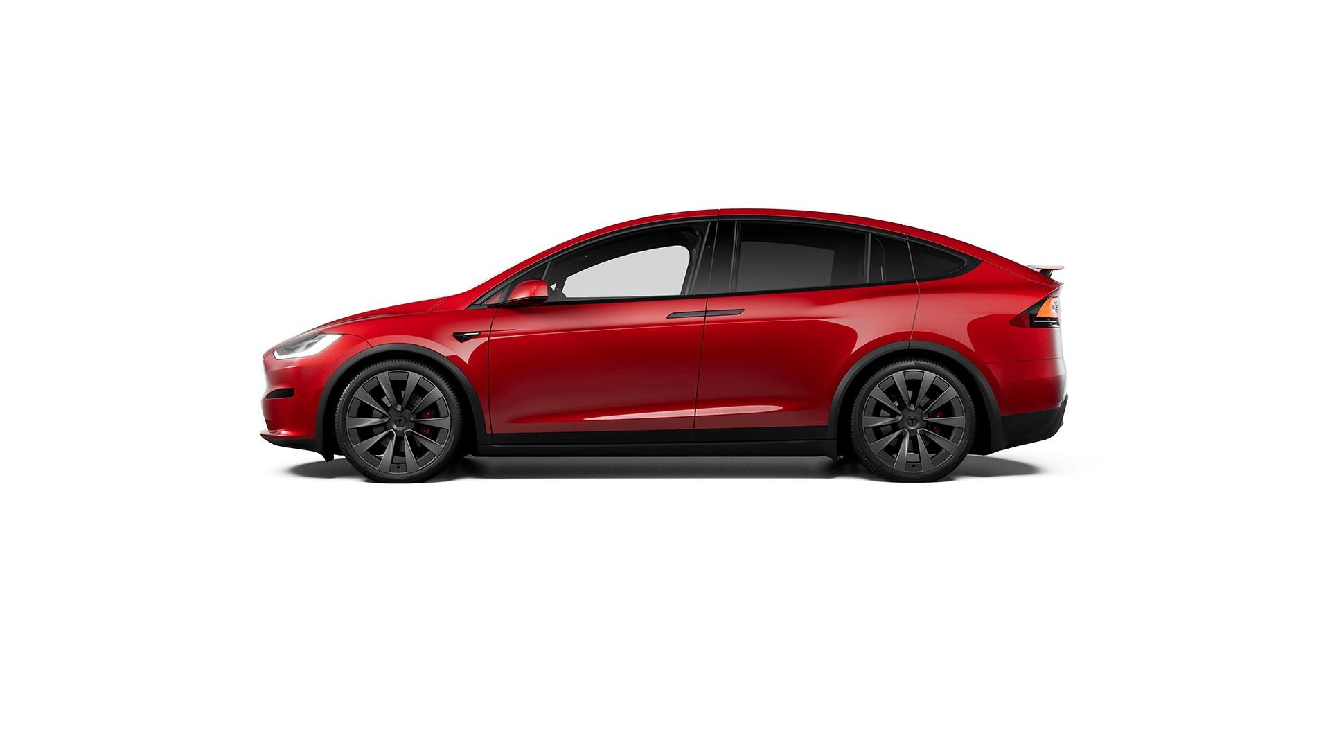 2021 Tesla Model X Plaid