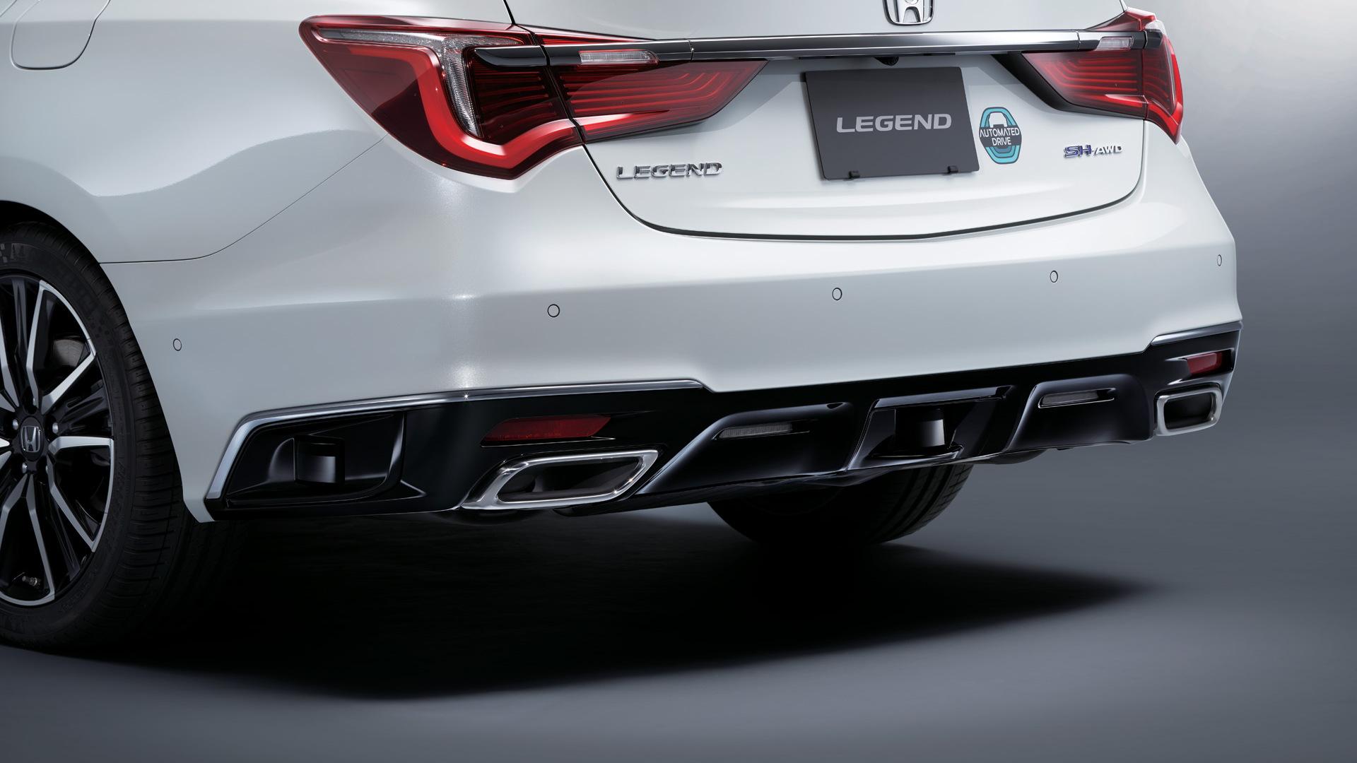 2021 Honda Legend (Japanese spec)