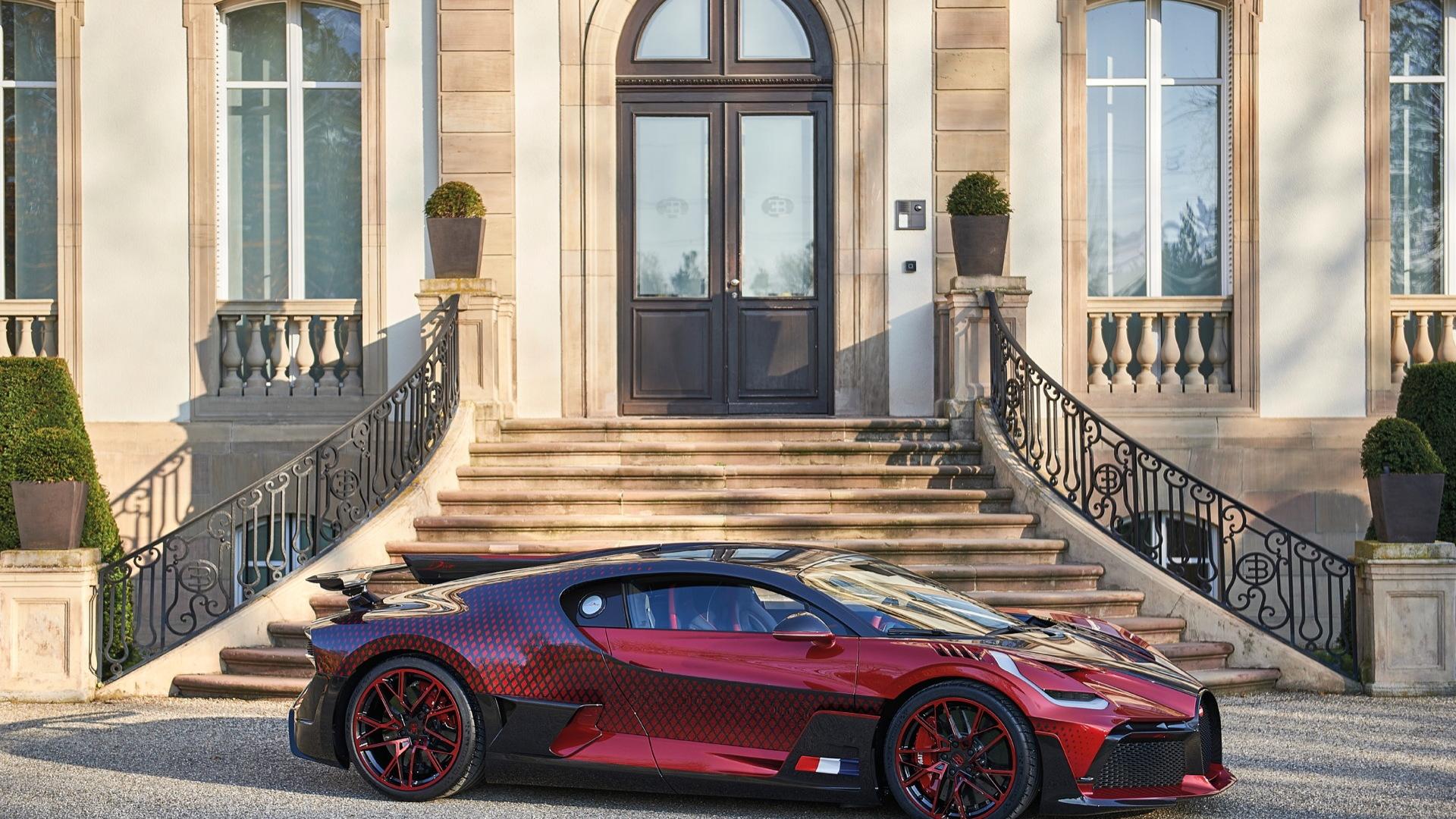 """Bugatti Divo """"Lady Bug"""""""