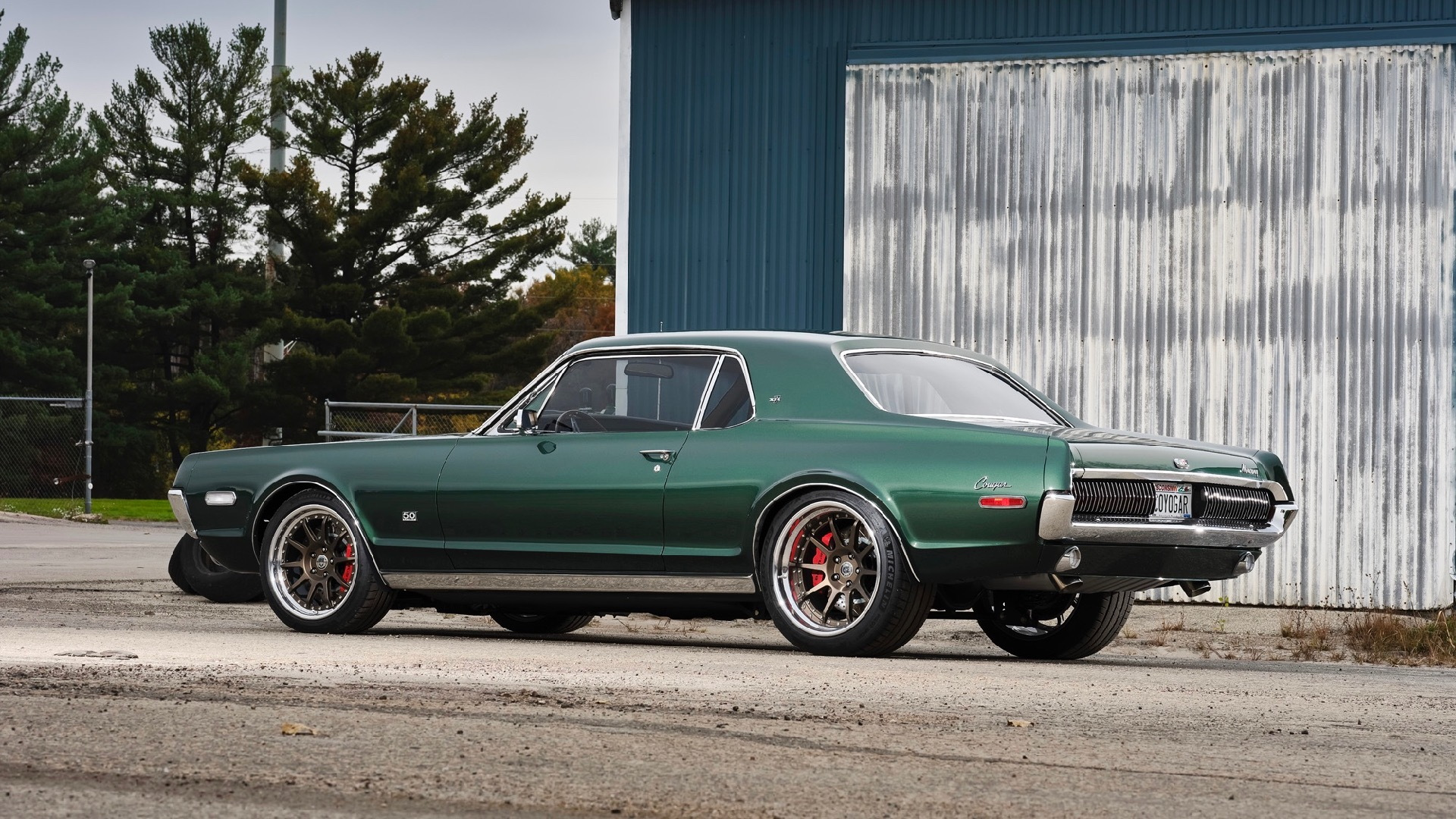 Ring Brothers 1968 Mercury Cougar