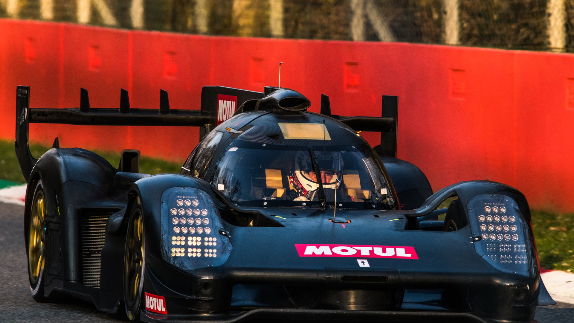Scuderia Cameron Glickenhaus 007 Le Mans Hypercar race car - Photo credit: Fabrizio Balboni
