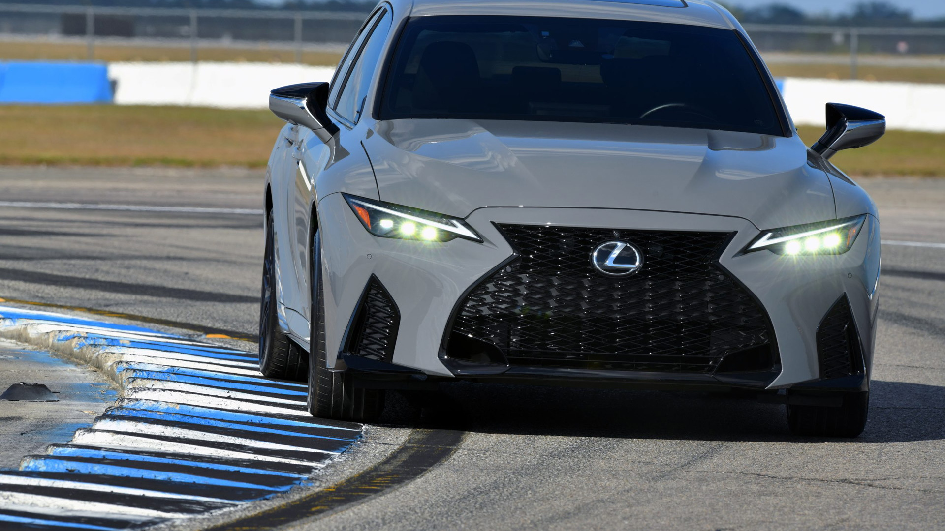 2022 Lexus IS 500 F Sport Performance Launch Edition