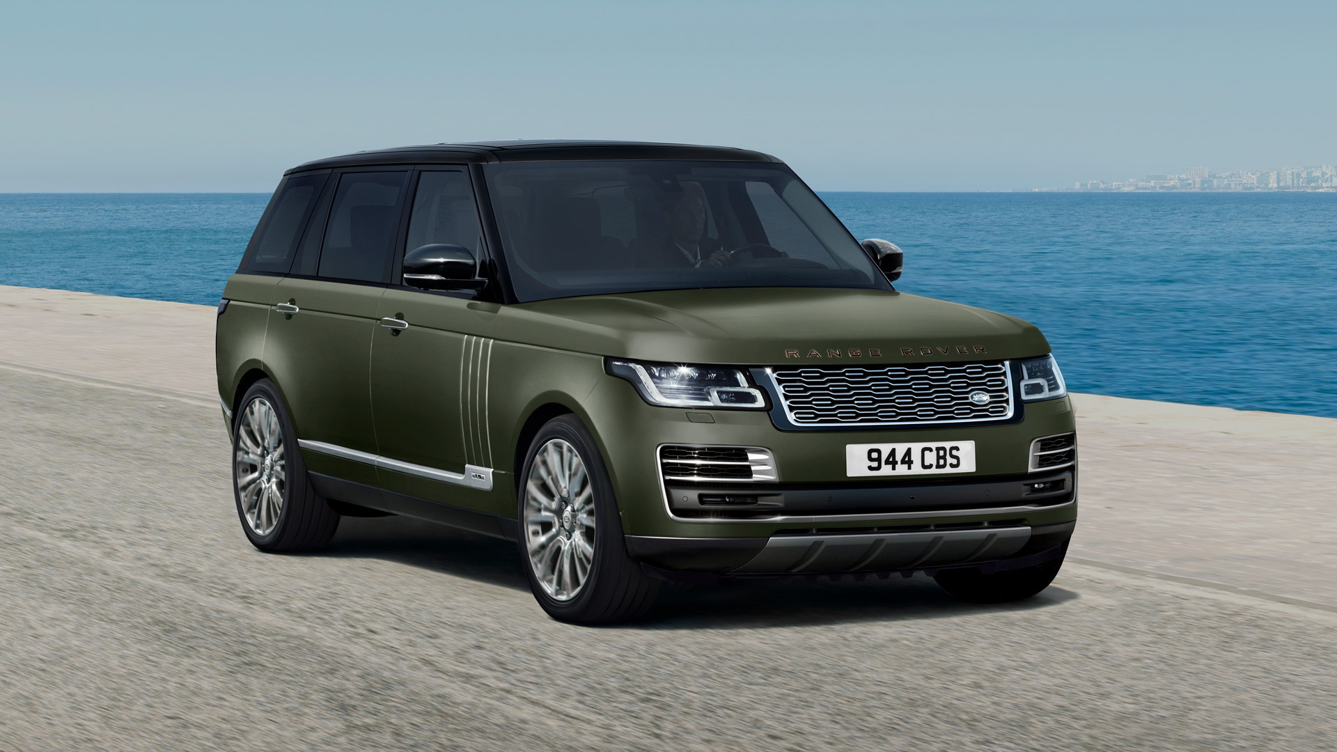 2021 Land Rover Range Rover SVAutobiography Ultimate