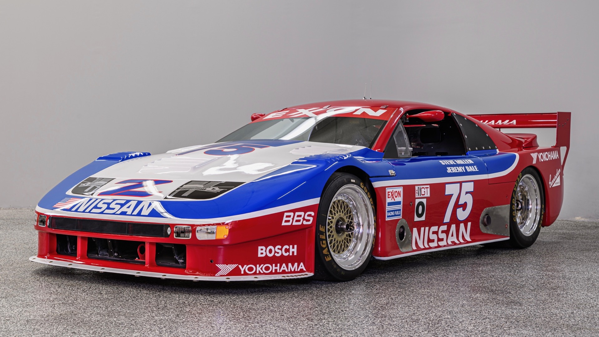 1990 Nissan 300ZX Twin Turbo IMSA GTO race car (Photo by Bring a Trailer)