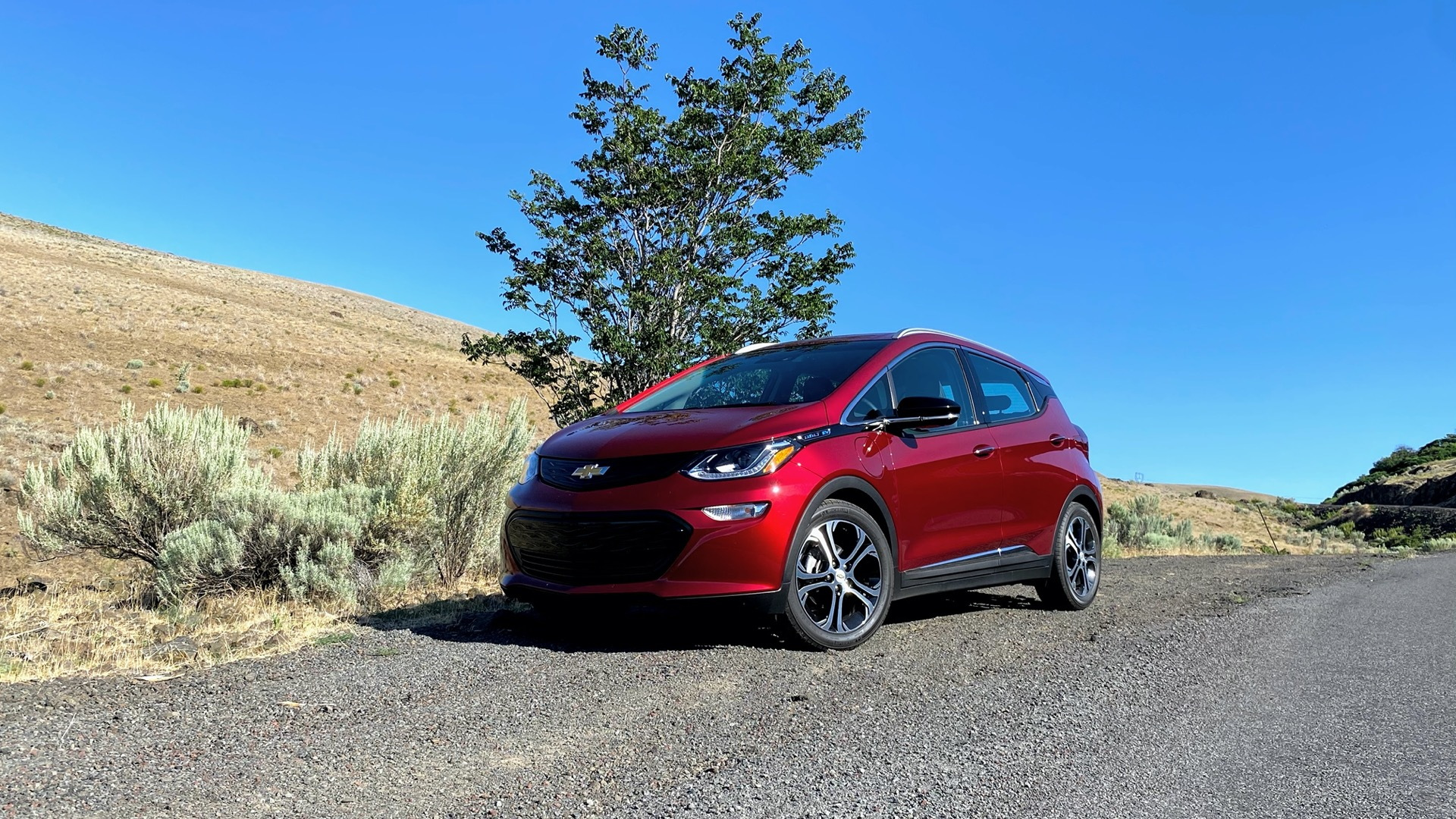 2020 Chevrolet Bolt EV review update  -  Portland OR
