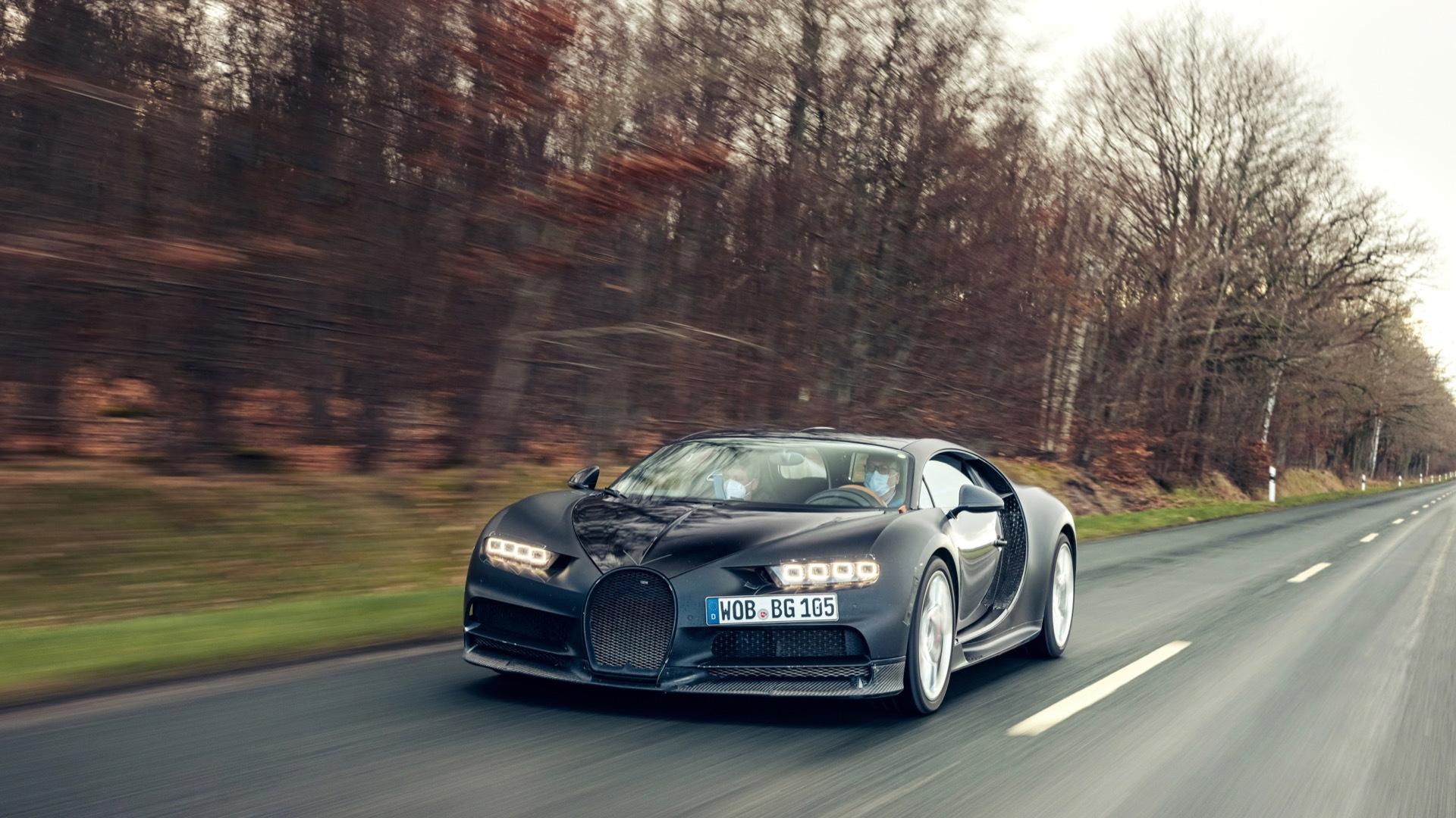 Bugatti Chiron prototype 4-005
