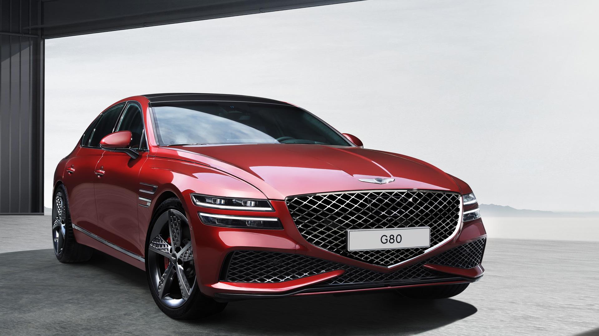 2022 Genesis G80 Sport