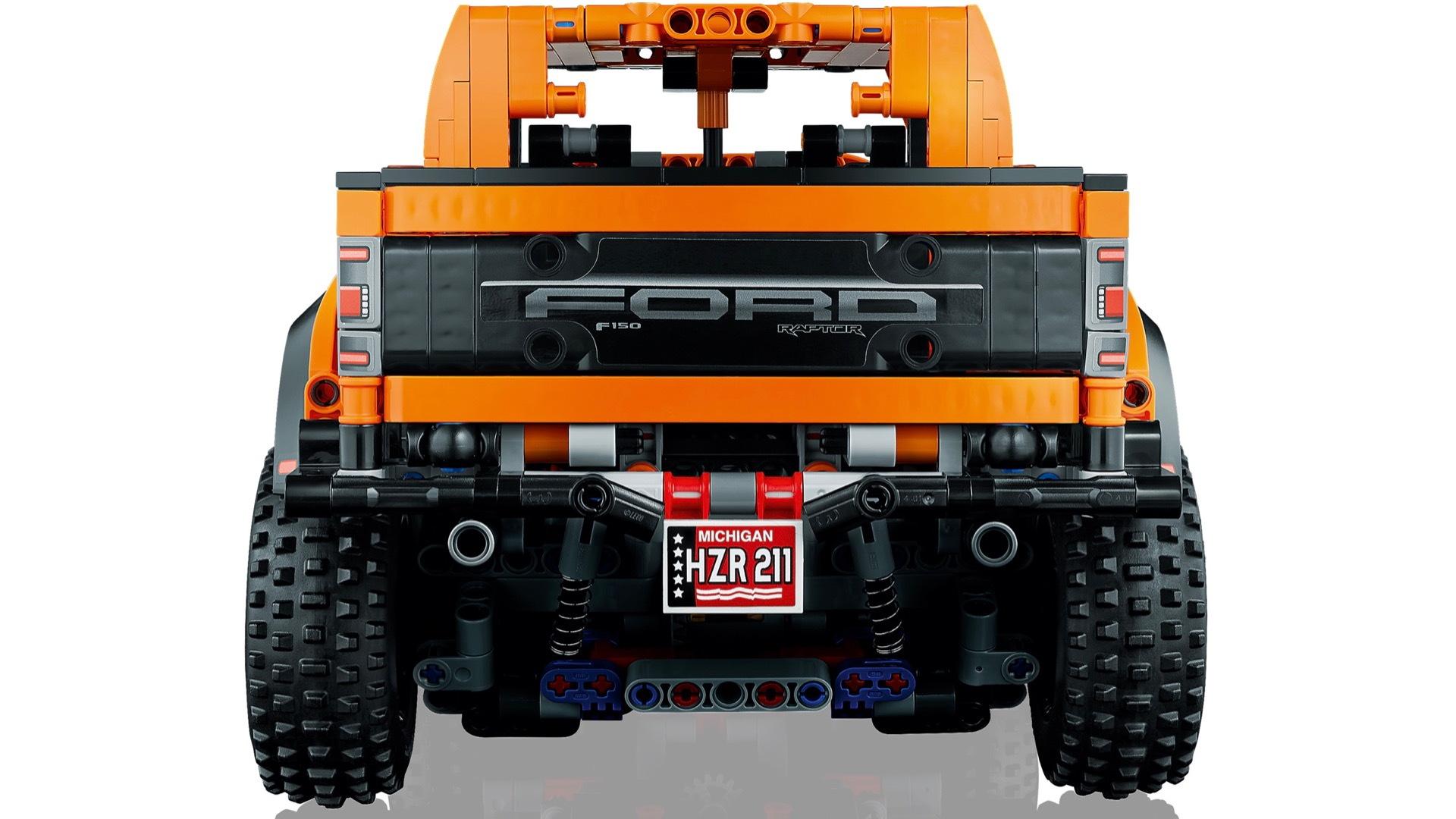 Lego 2021 Ford F-150 Raptor