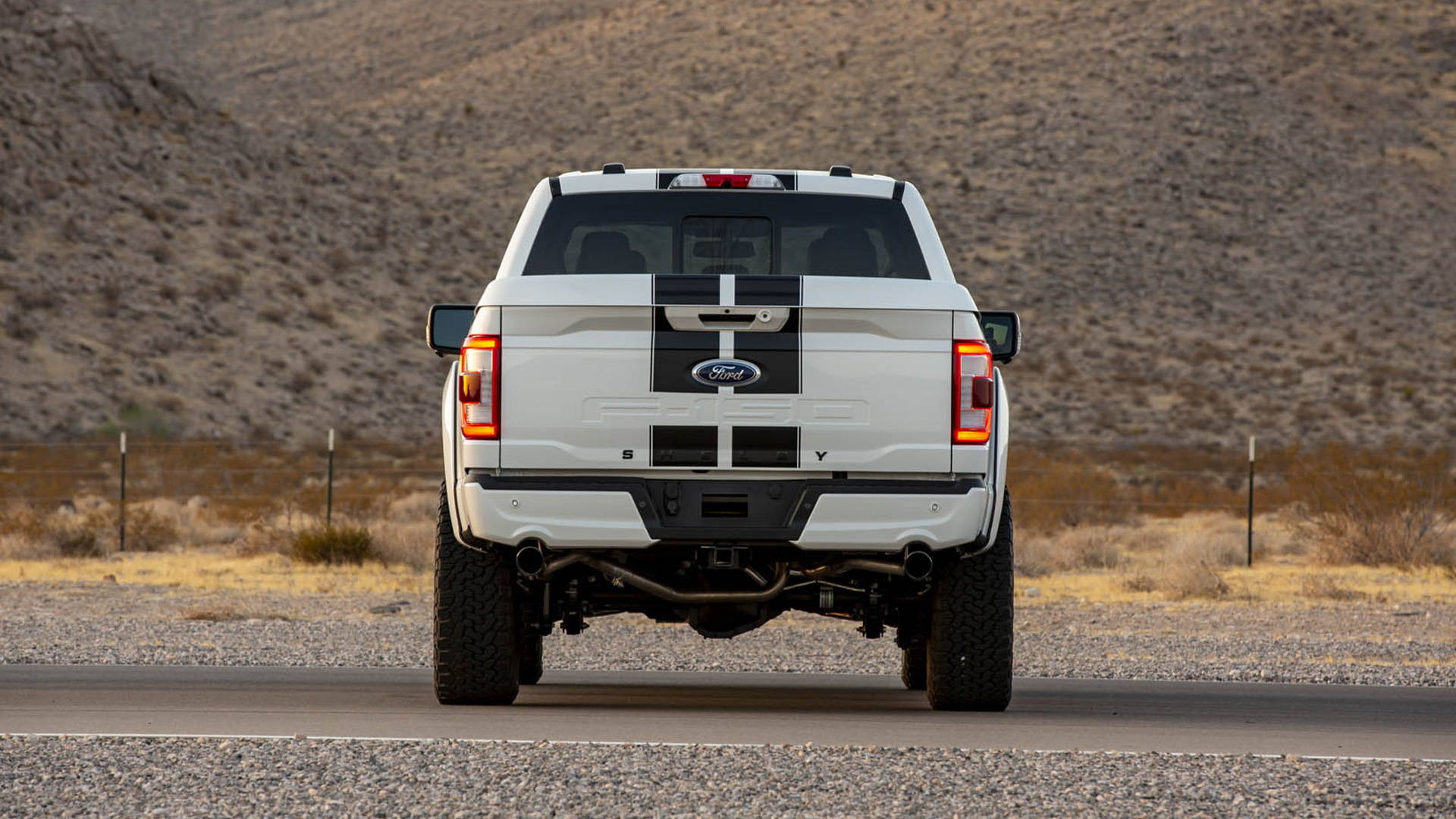 2021 Ford Shelby F-150