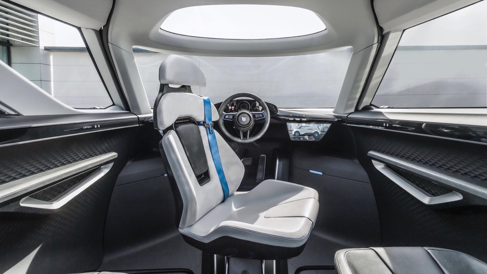 Porsche Renndienst Study