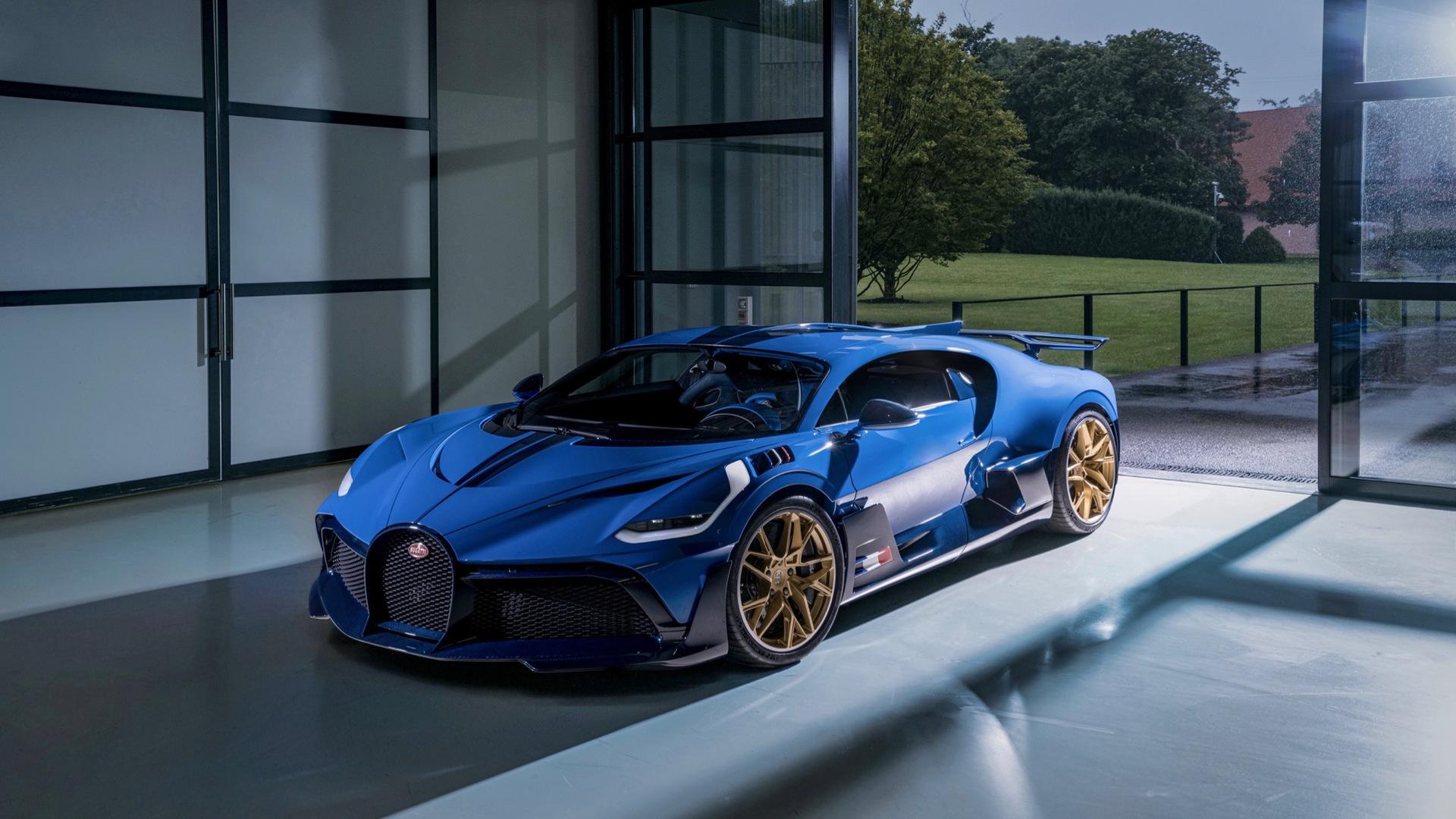 The final Bugatti Divo