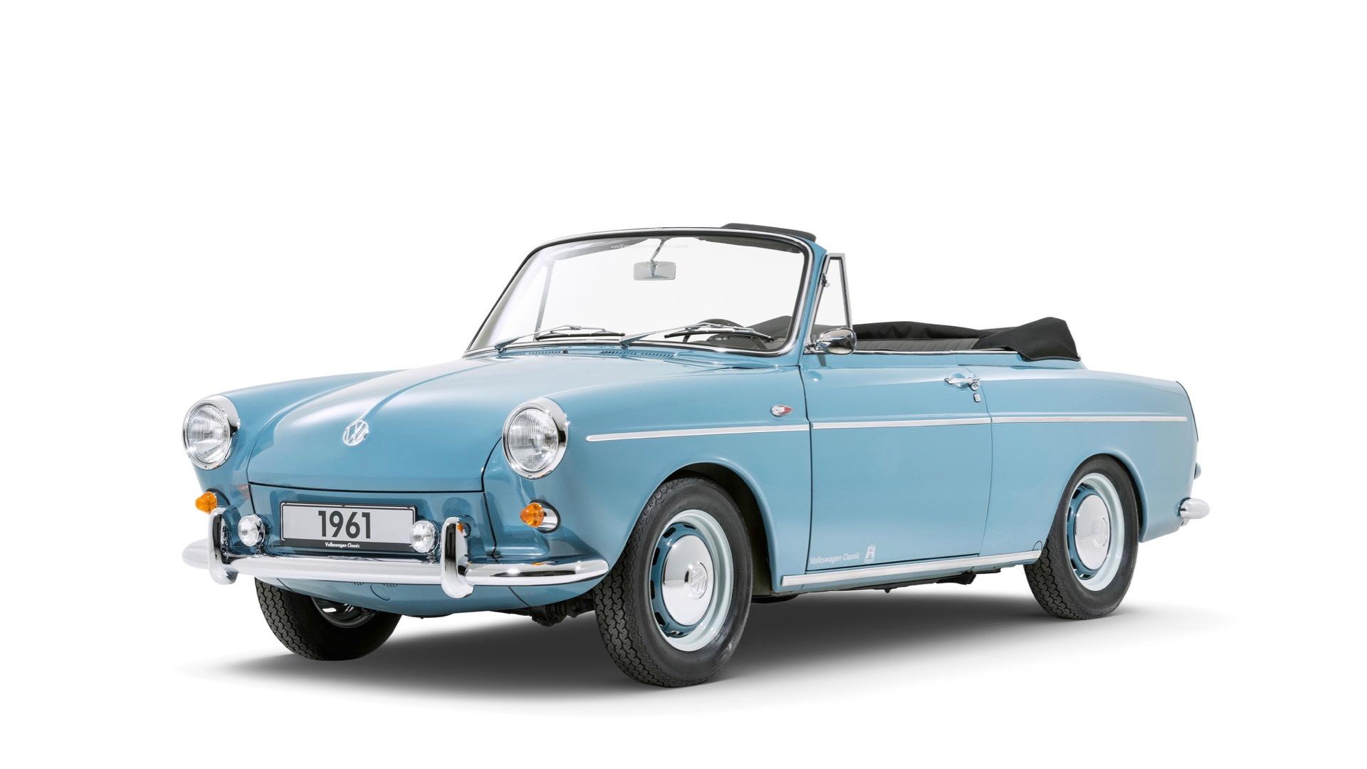 1961 Volkswagen Type 3 Cabriolet prototype