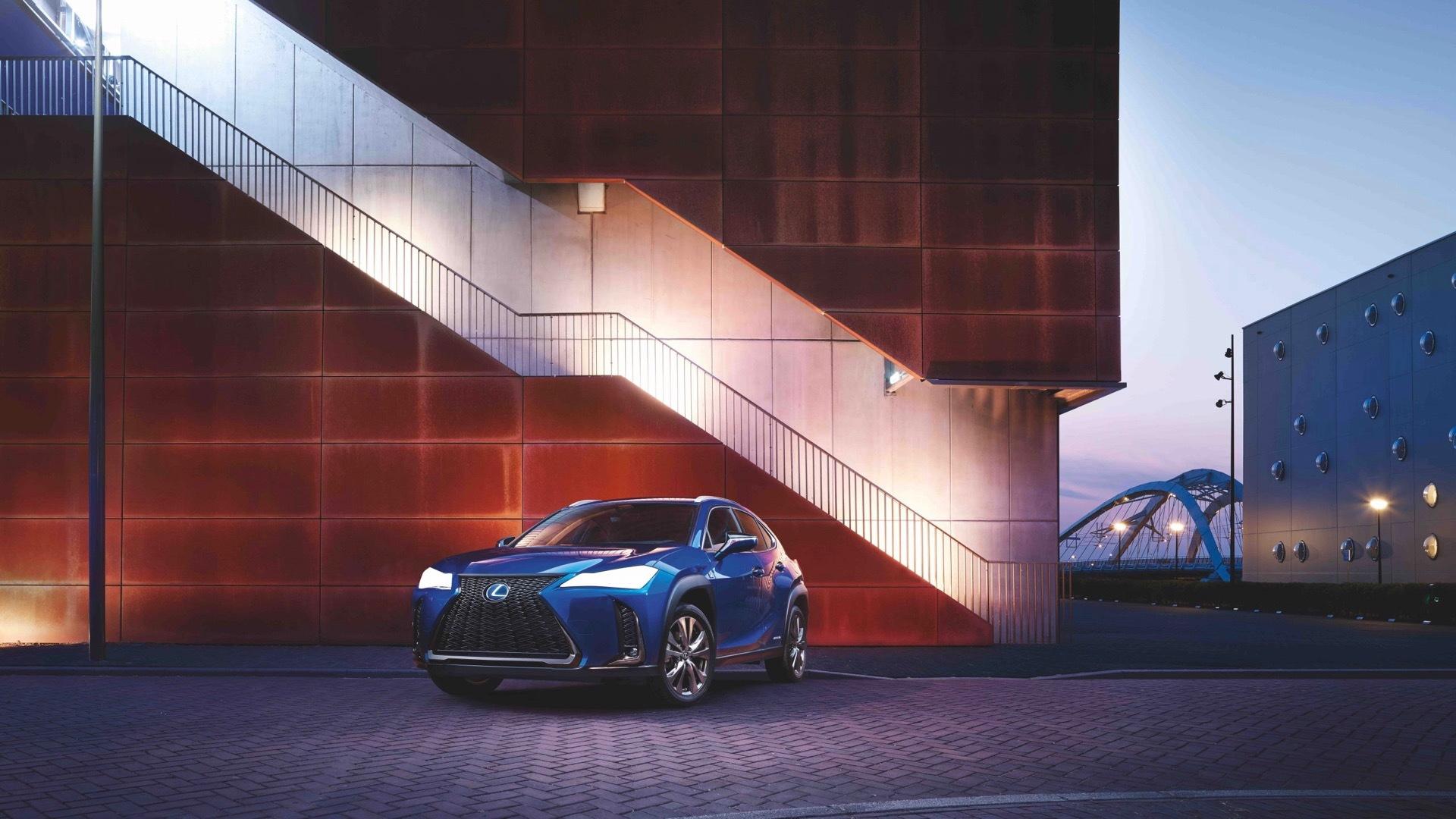 2022 Lexus UX 250h