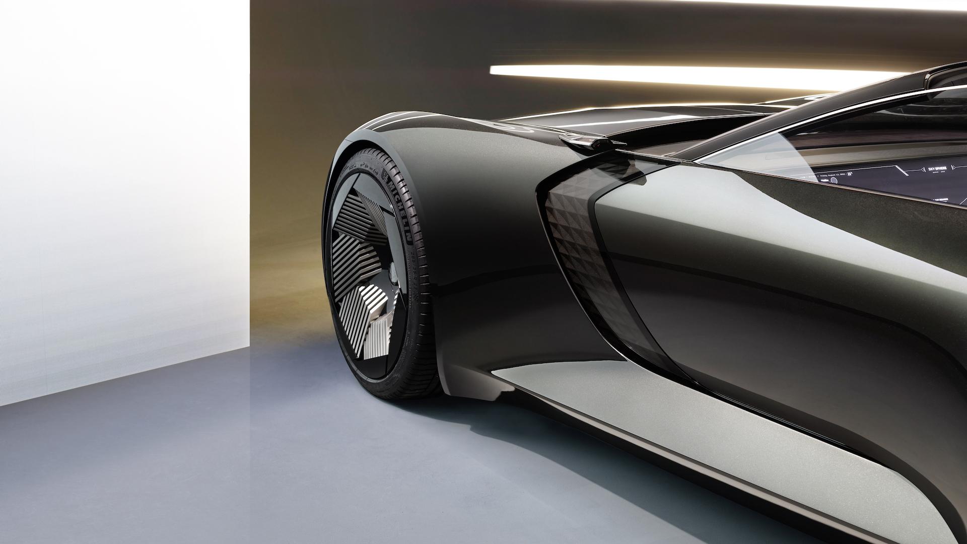 Audi Sky Sphere concept