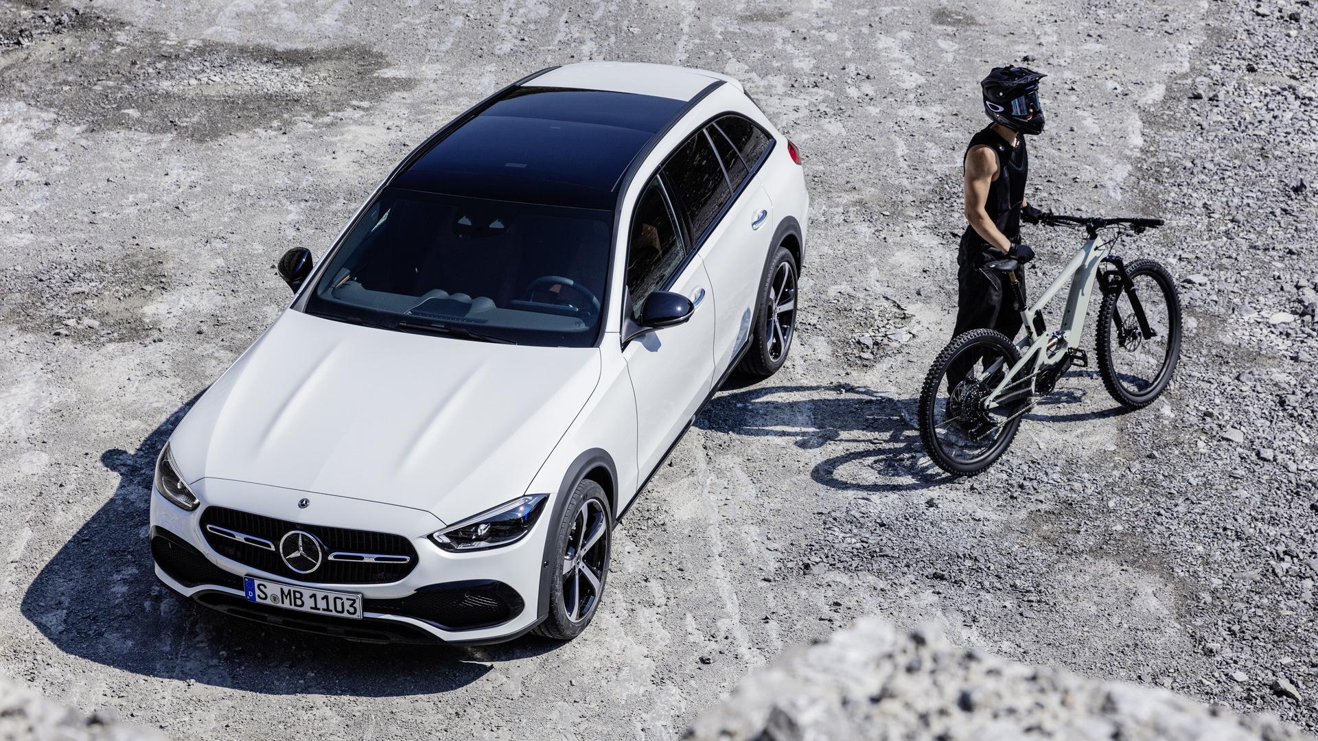 2022 Mercedes-Benz C-Class All-Terrain