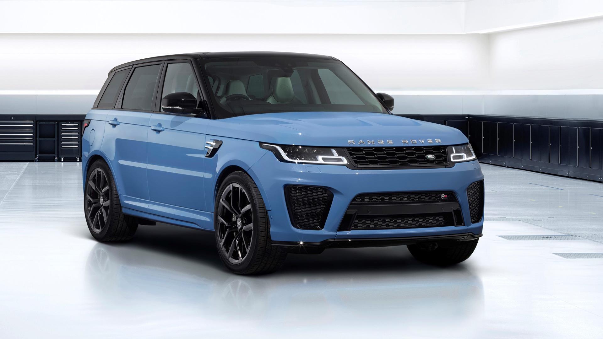 Land Rover Range Rover Sport SVR Ultimate Edition