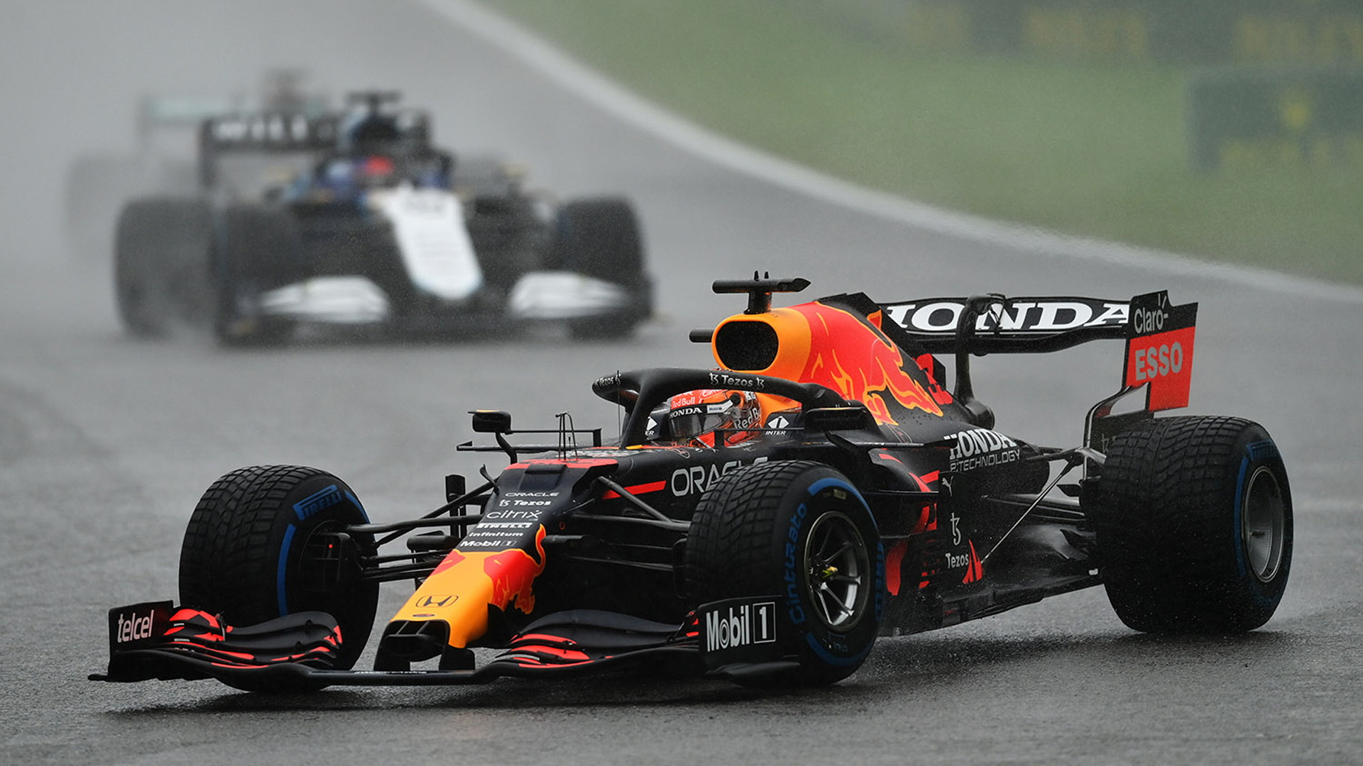 2021 Formula One Belgian Grand Prix