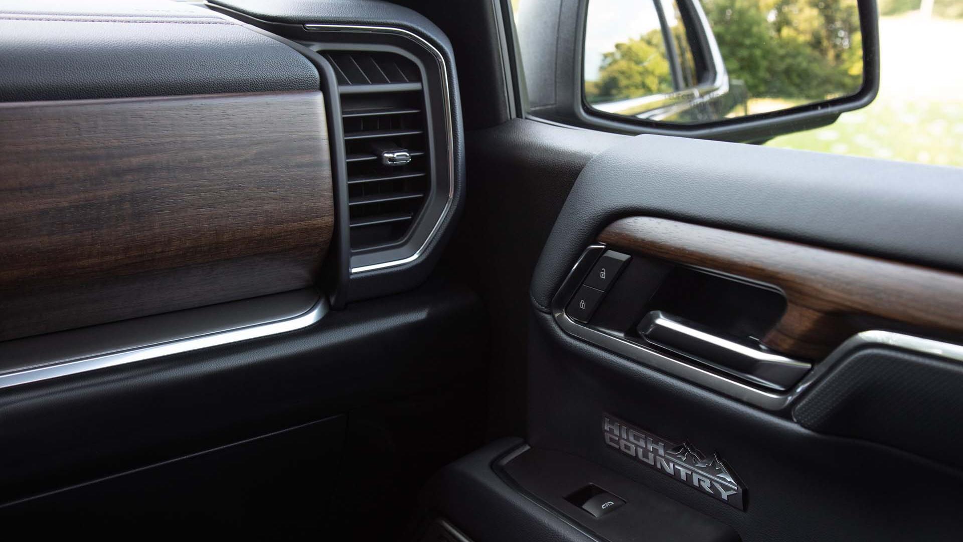 2022 Chevrolet Silverado 1500 High Country