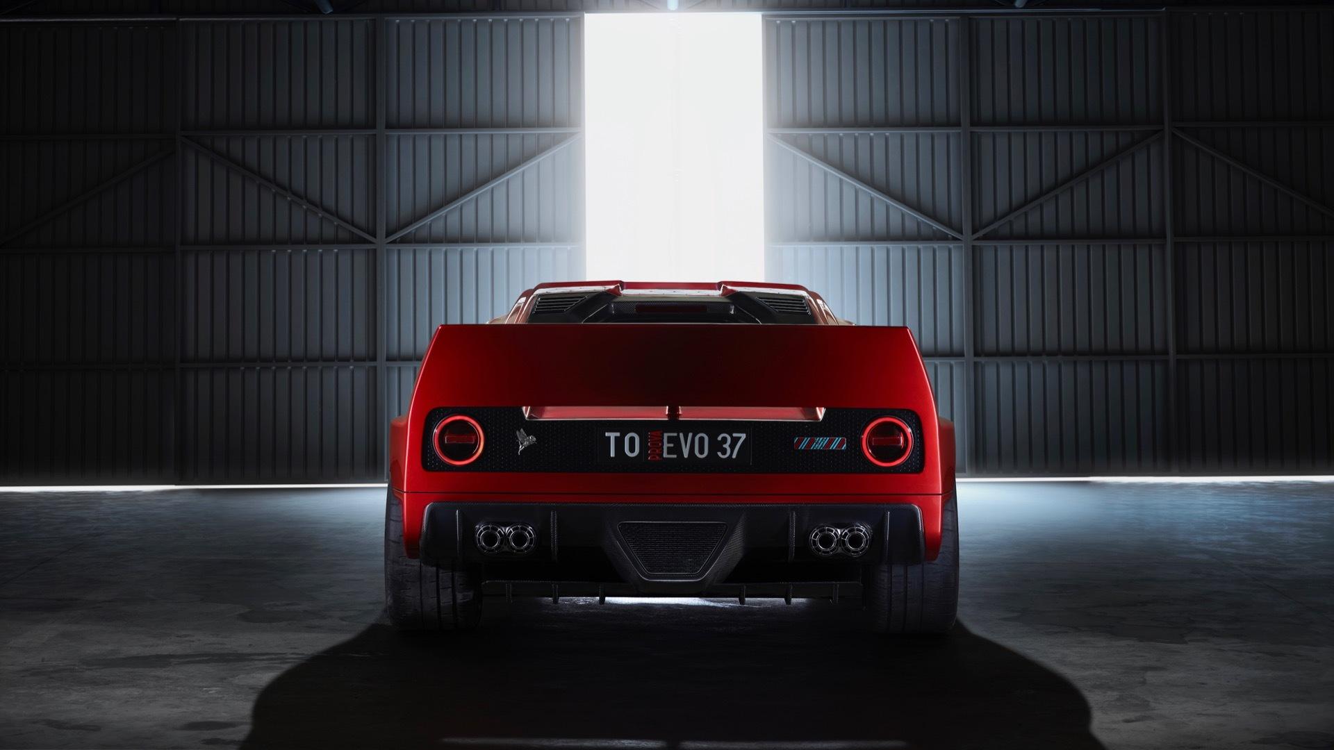 Kimera Automobili EVO37