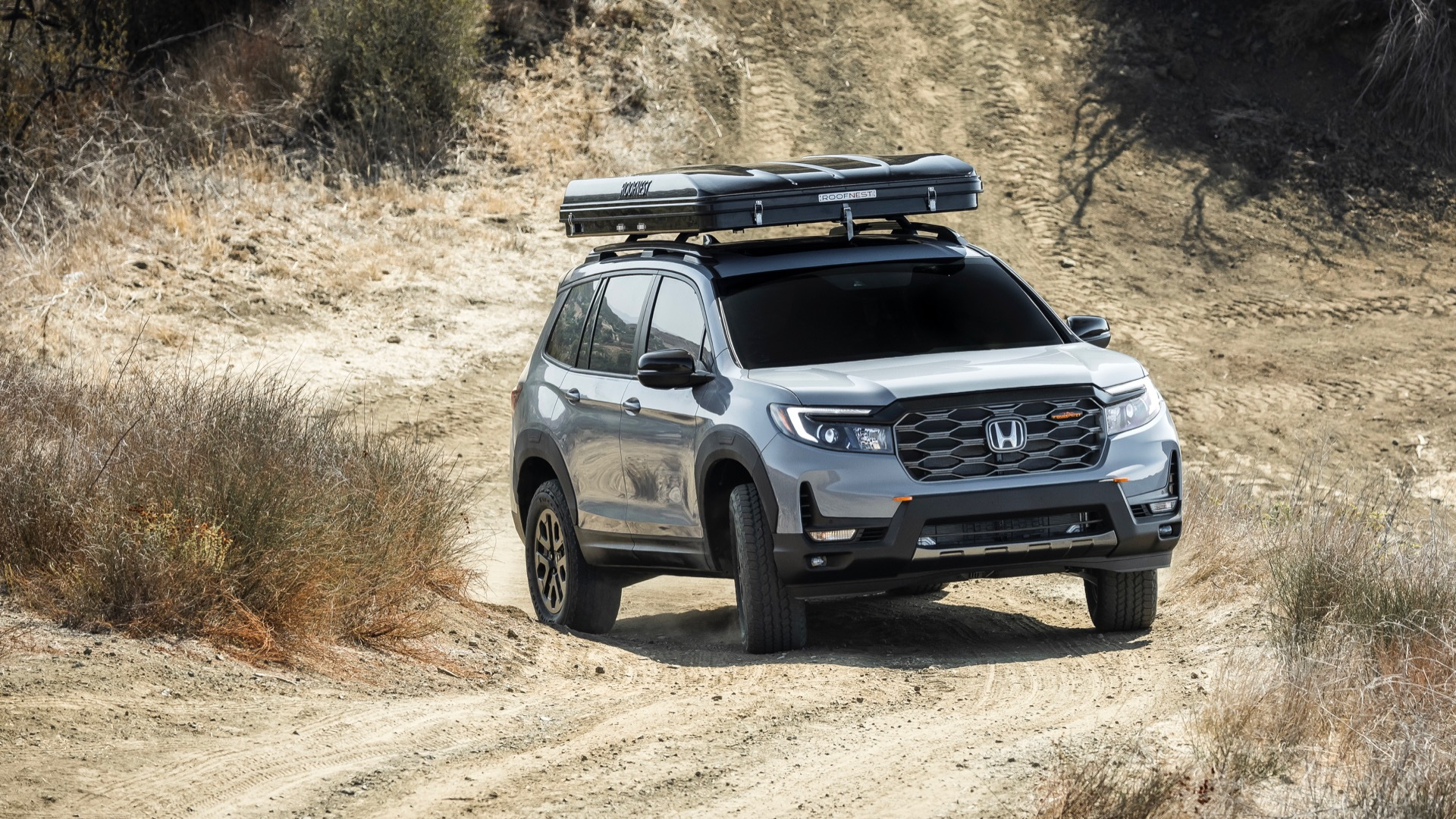 Honda Passport TrailSport Rugged Roads Project