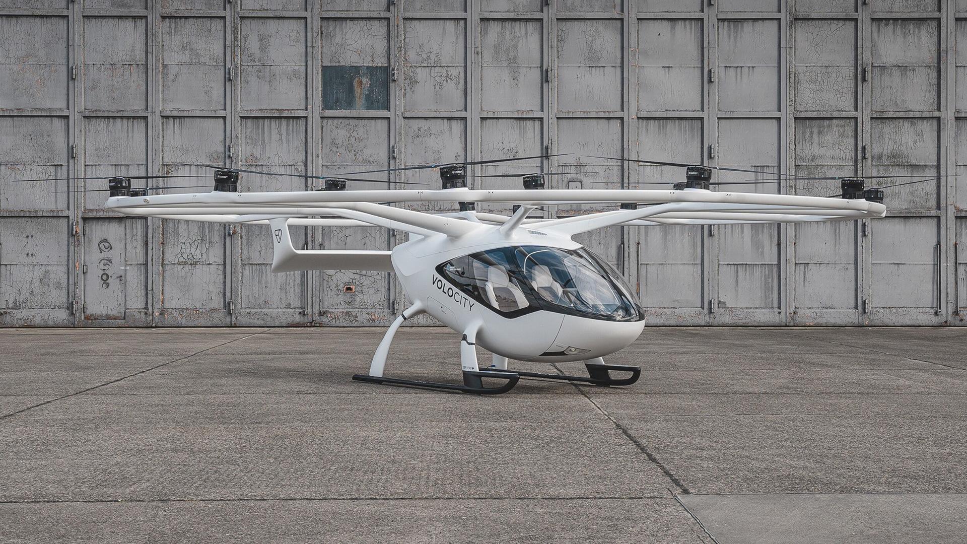 Volocopter VoloCity