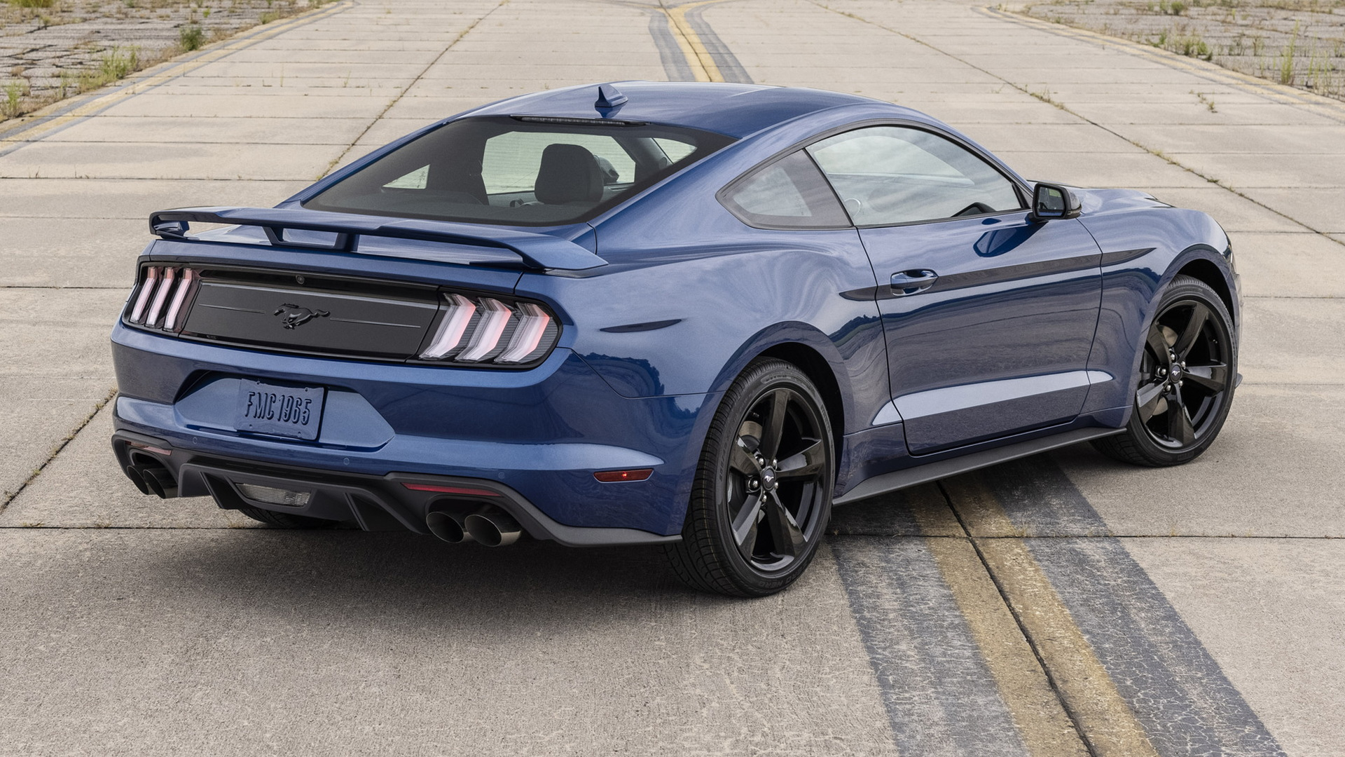 2022 Ford Mustang EcoBoost Stealth Edition