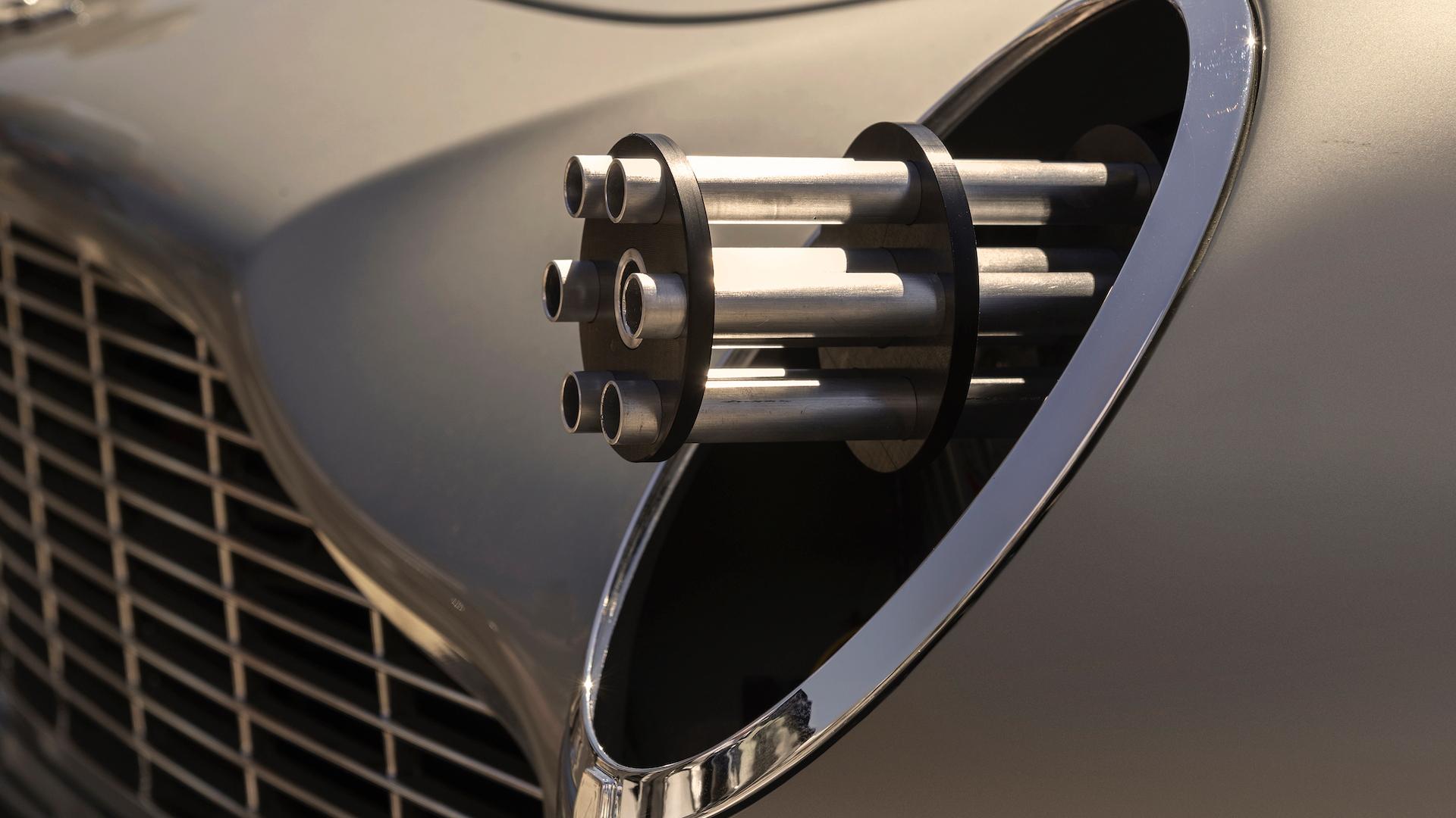 "Aston Martin DB5 in ""No Time To Die"""