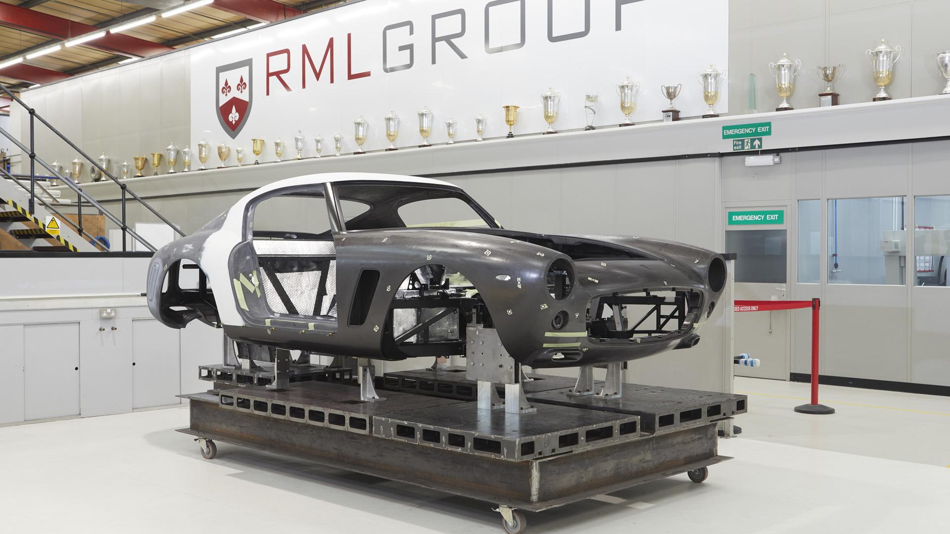 RML Short Wheelbase body shell