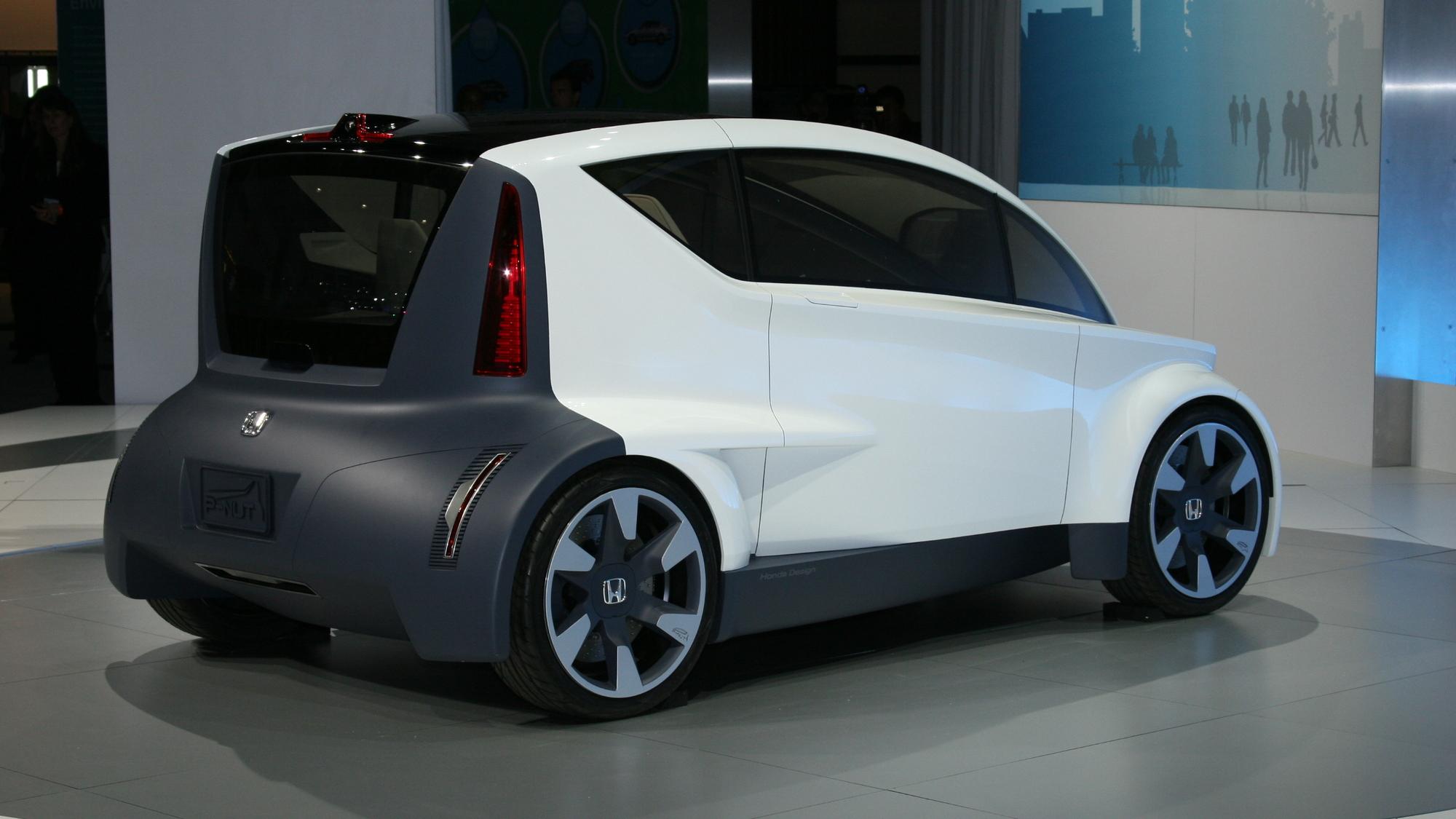 2009 Honda P-NUT Concept