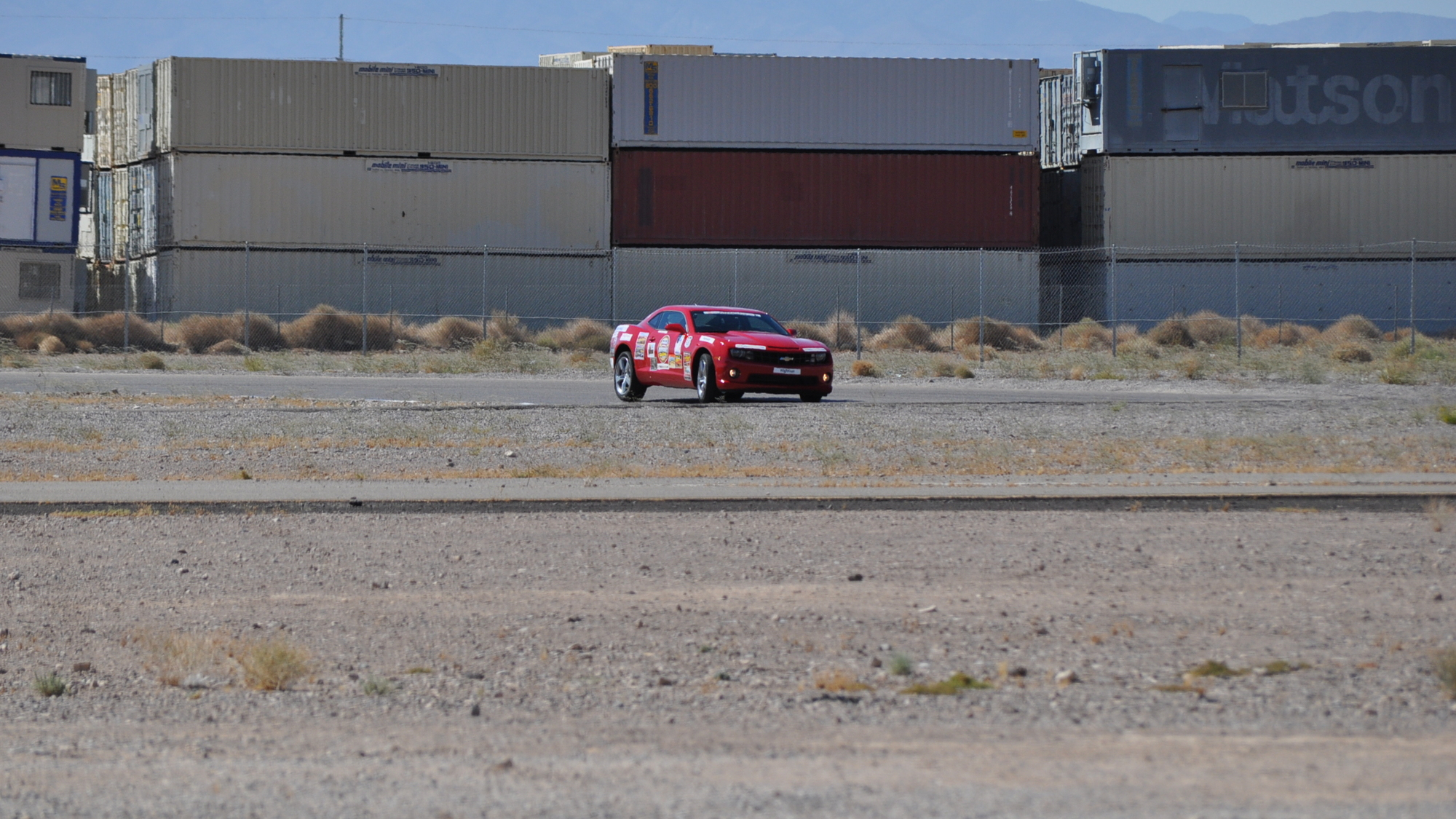 Fireball Run Track Day 1 & Autocross 1