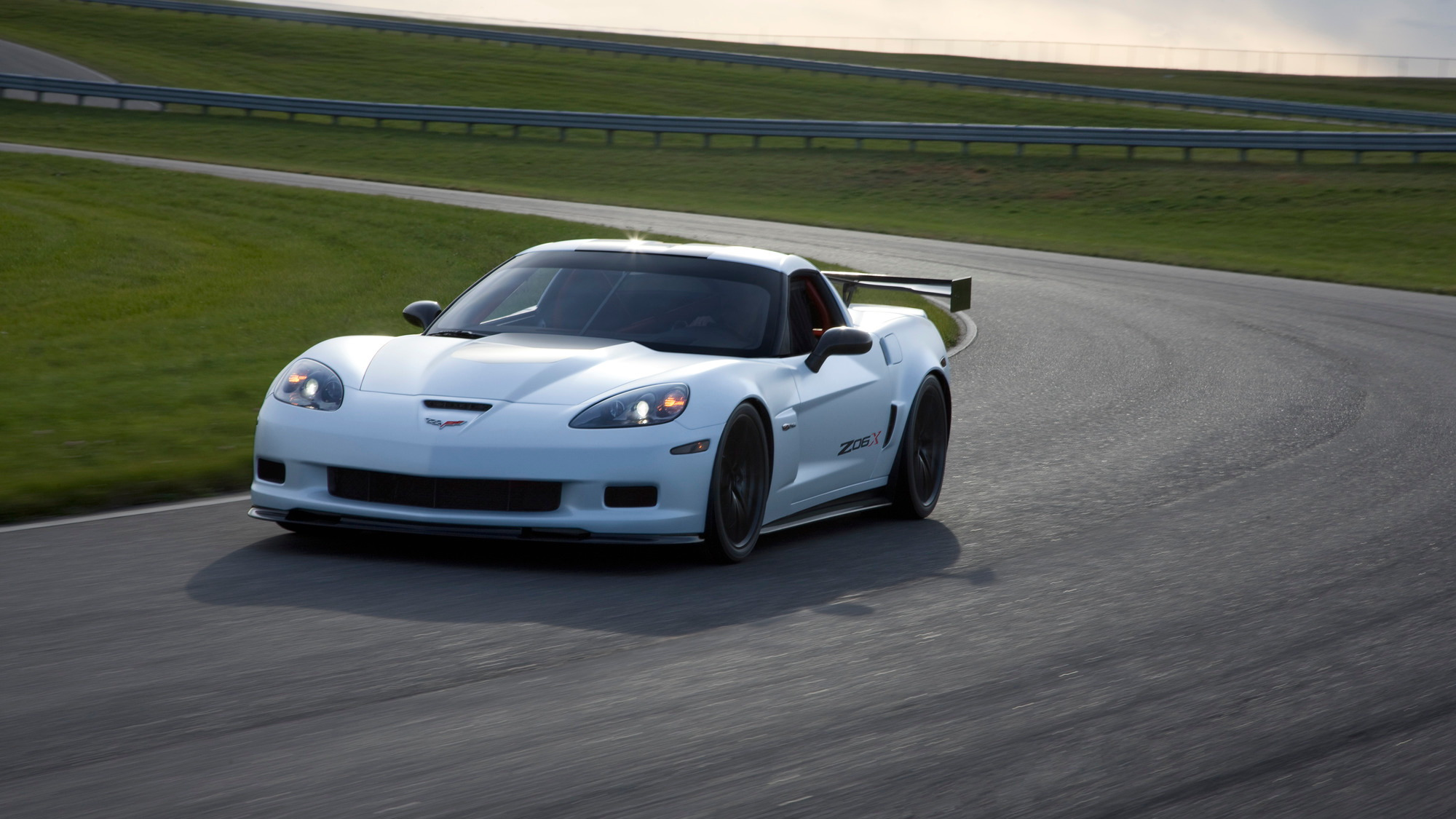 2011 Chevrolet Corvette Z06X Track Car Concept