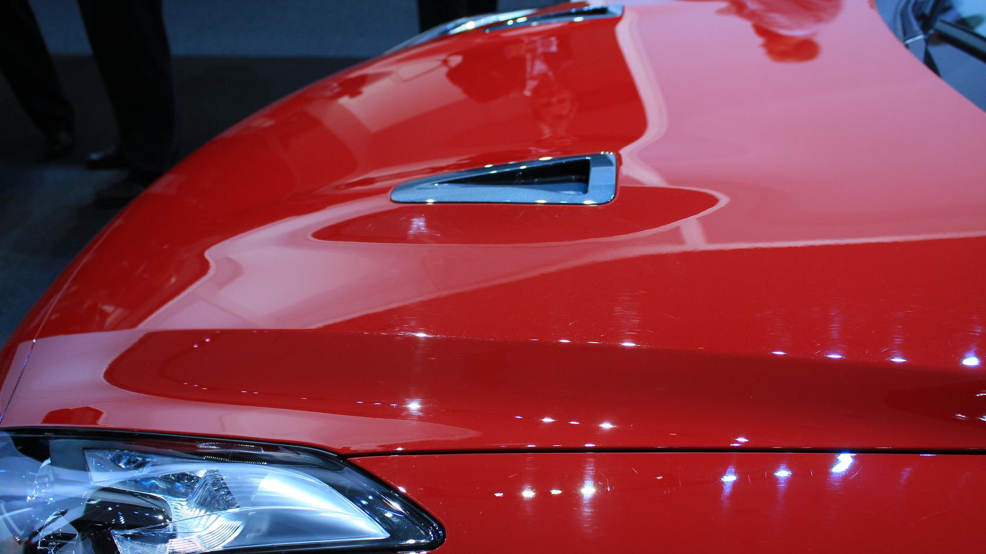 2012 Nissan GT-R live photos
