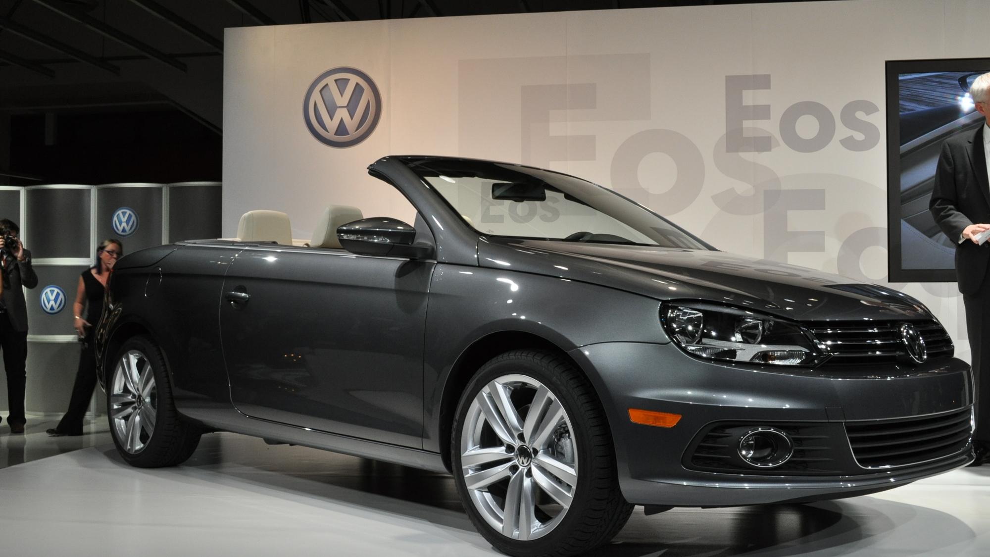 2012 Volkswagen Eos Reveal